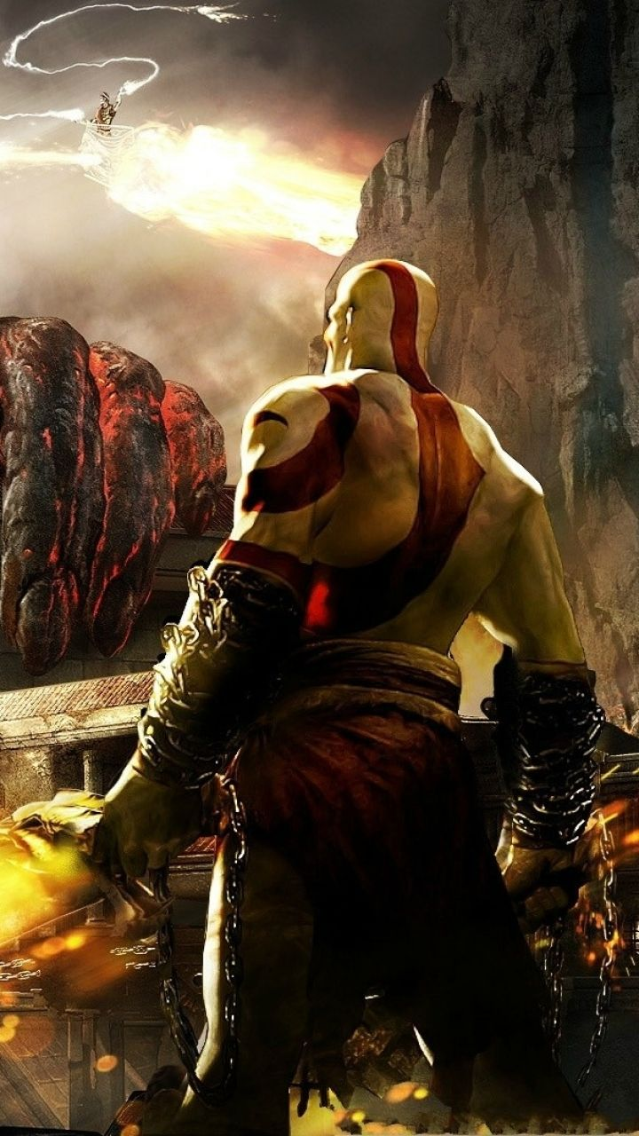 God Of War Mobile Wallpapers Top Free God Of War Mobile