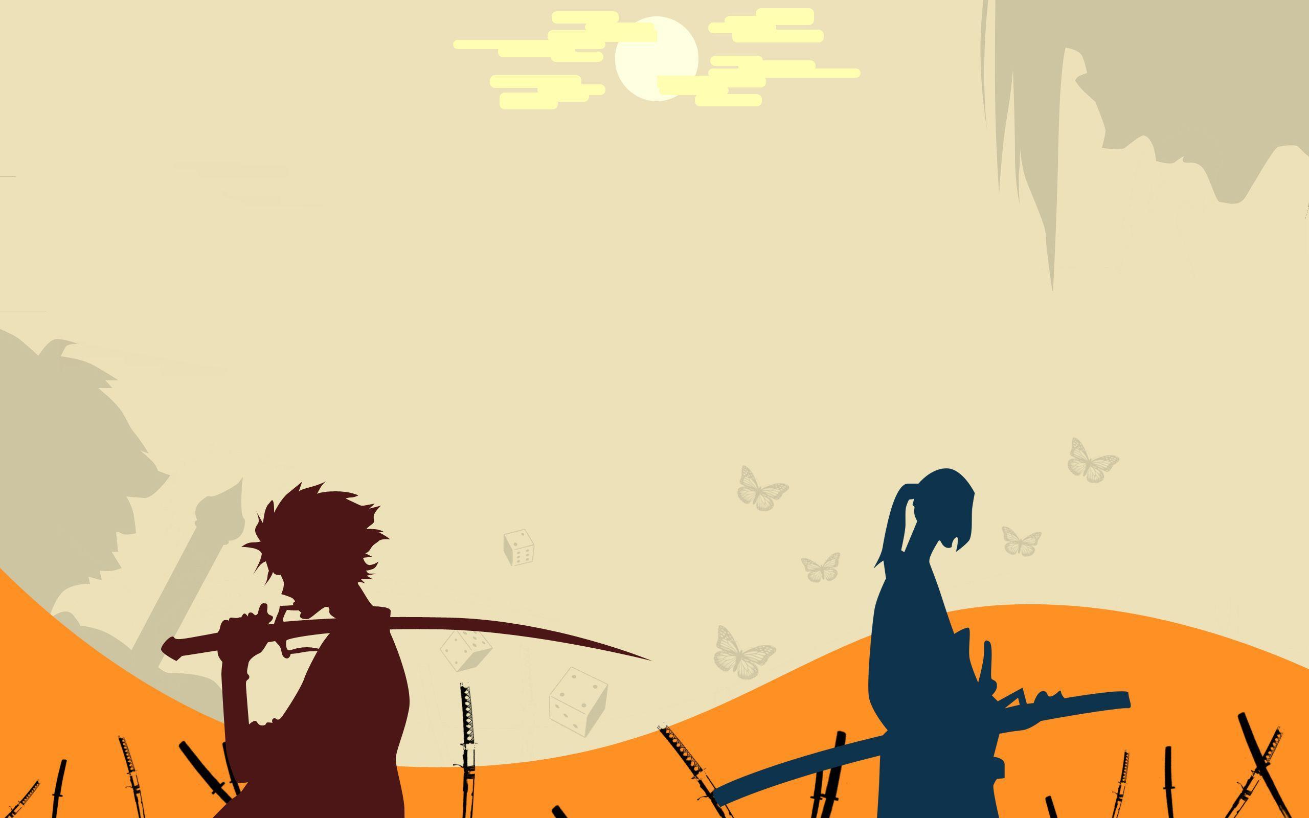 Samurai Champloo Wallpapers Top Free Samurai Champloo Backgrounds Wallpaperaccess