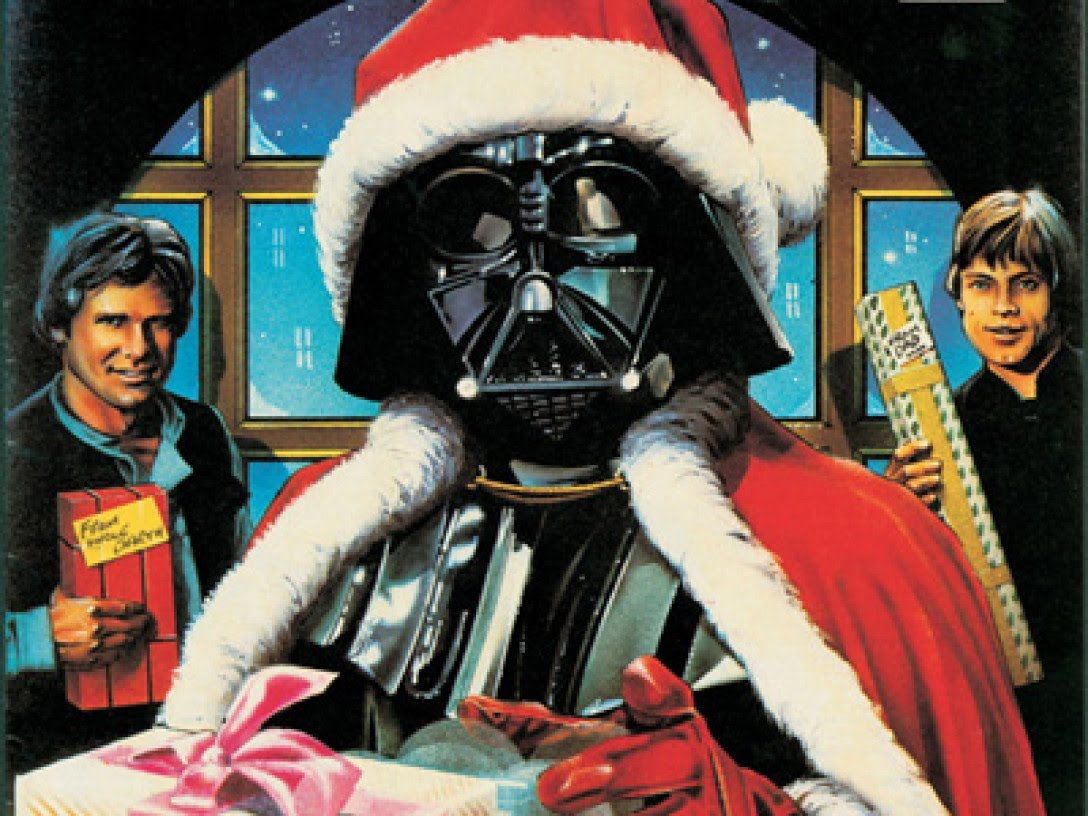 Star Wars Christmas Wallpapers Top Free Star Wars Christmas Backgrounds Wallpaperaccess