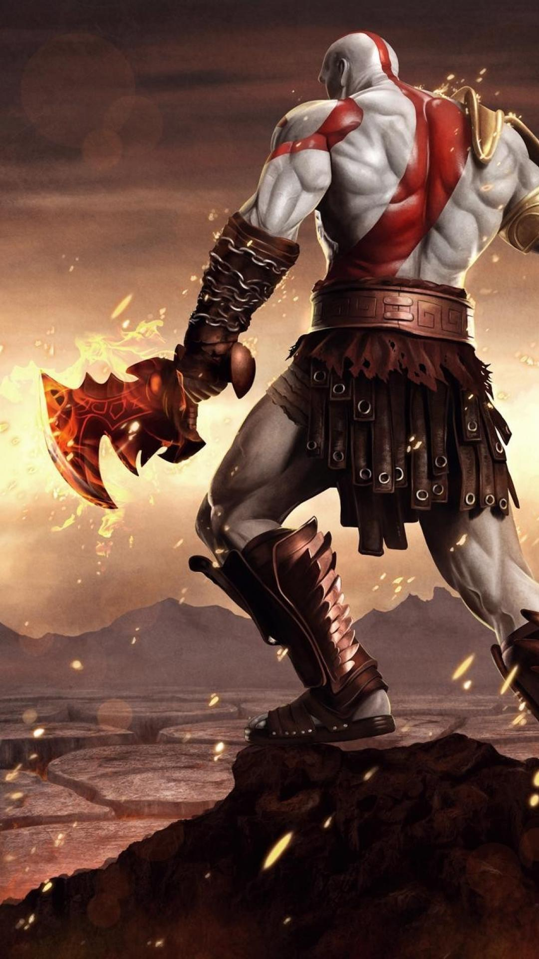 Fond D Ecran God Of War 4 Hd