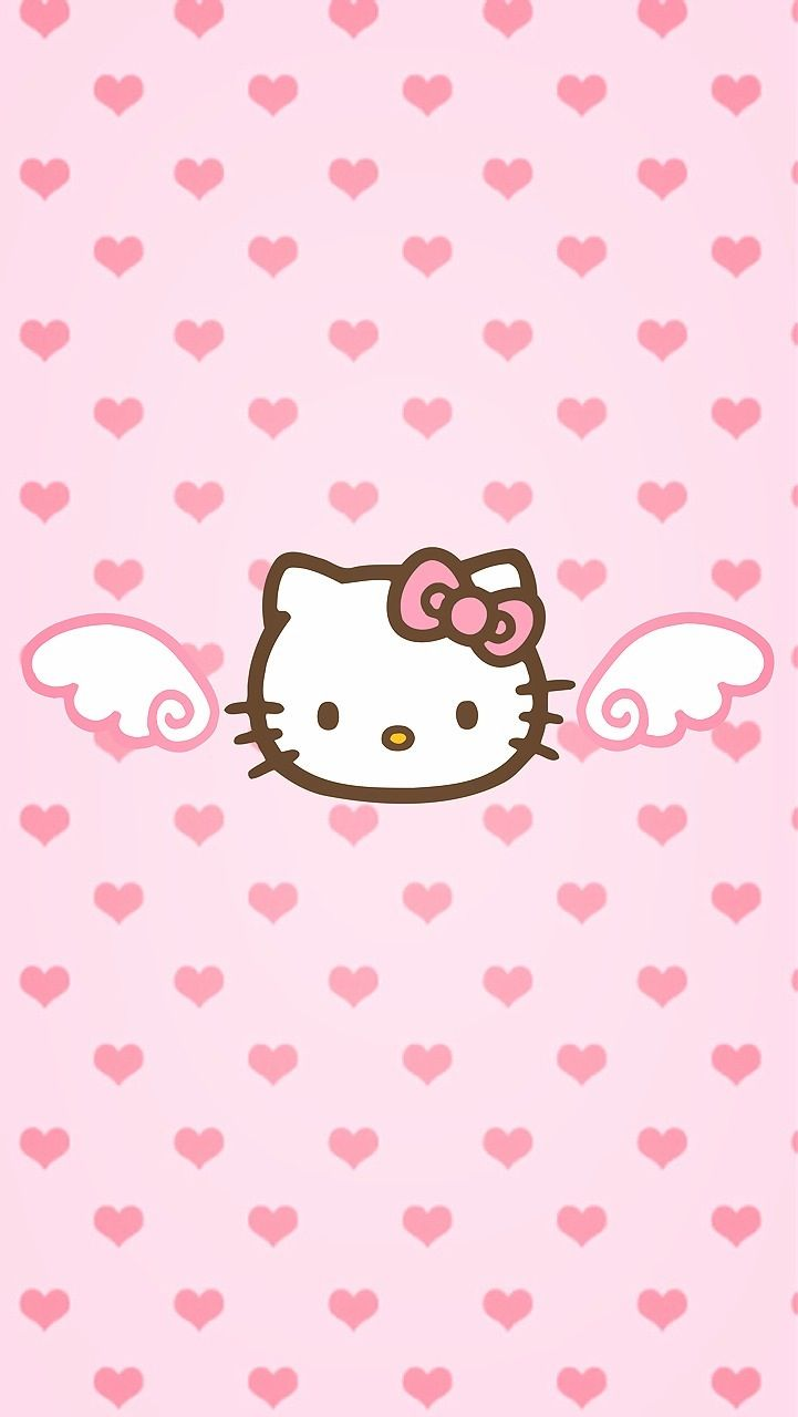 Hello Kitty Iphone Wallpapers Top Free Hello Kitty Iphone