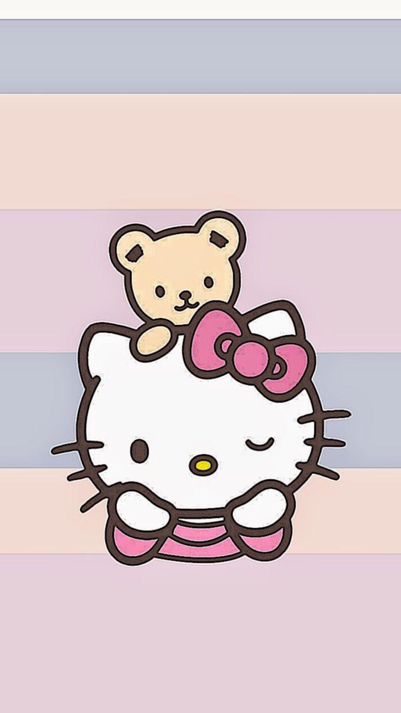 Hello Kitty iPhone Wallpapers - Top Free Hello Kitty ...