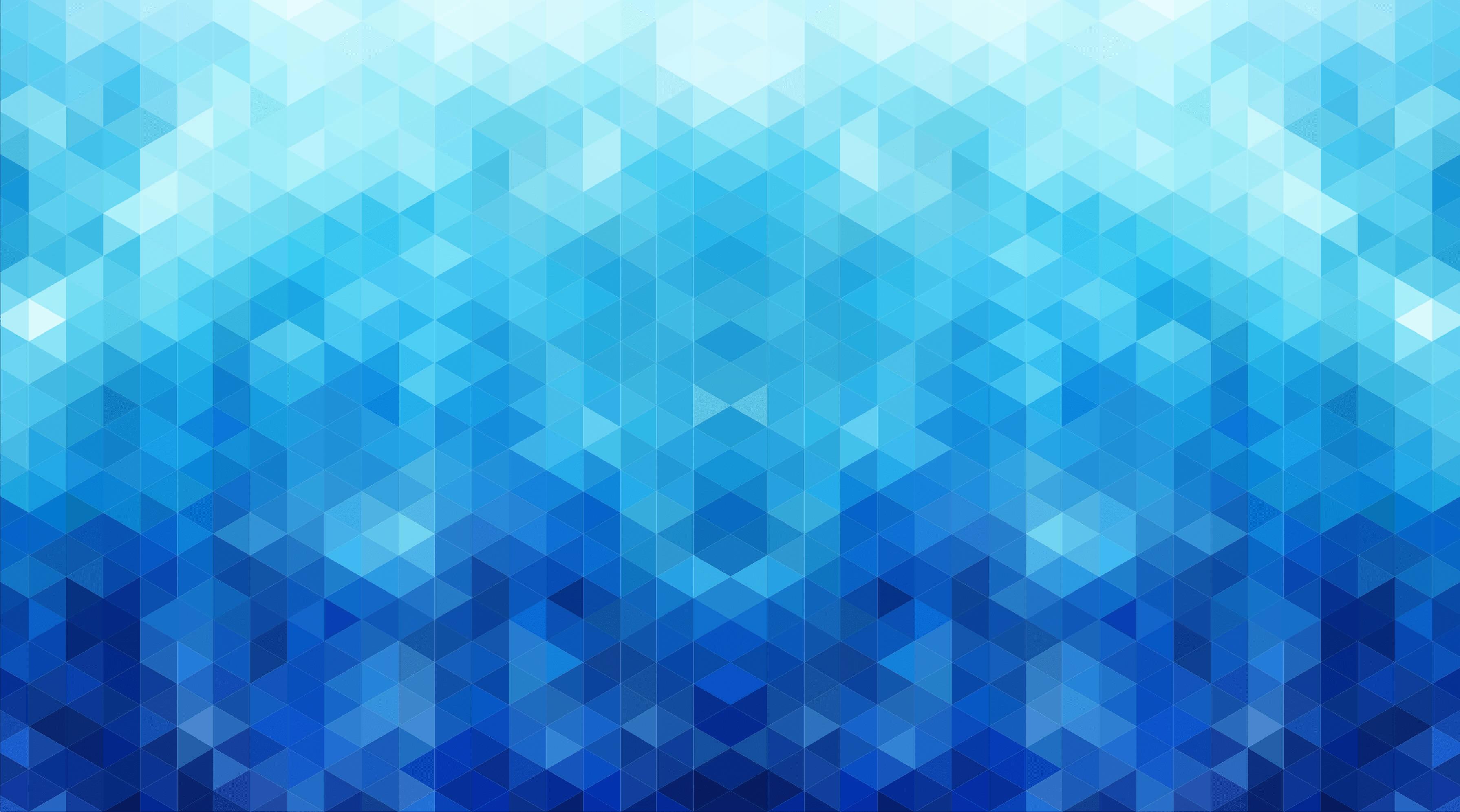 Blue Geometric Wallpapers Top Free Blue Geometric