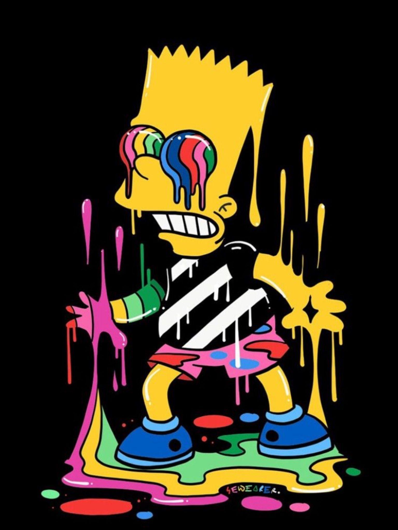 Bart Sad Wallpapers Top Free Bart Sad Backgrounds