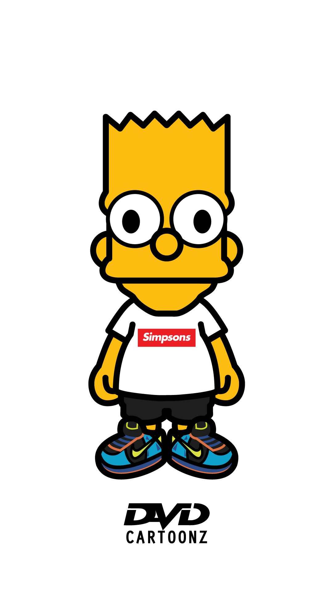Supreme Simpsons HD Wallpapers - Top Free Supreme Simpsons ...