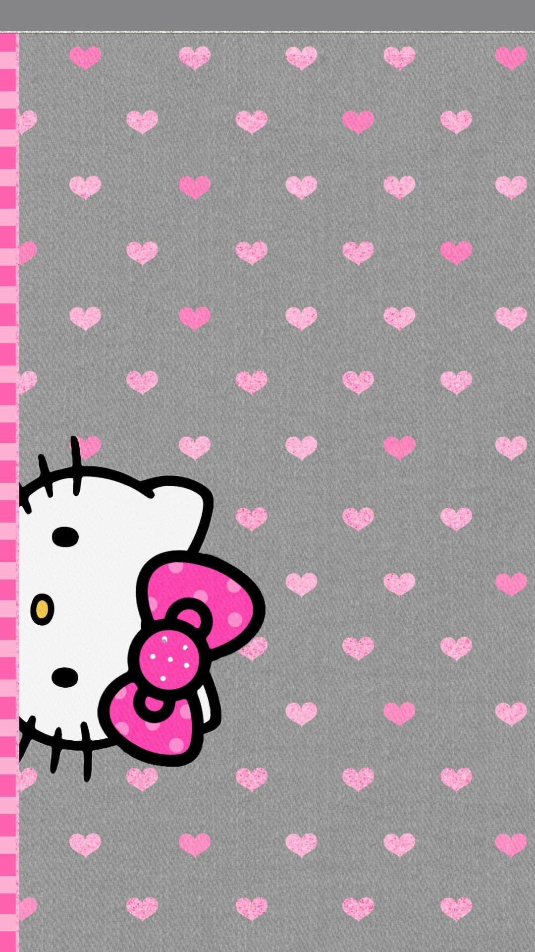 1080x1920 IPhone Hello Kitty Wallpapers Group 56