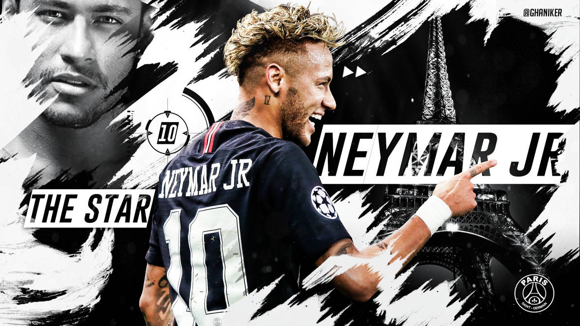 Unduh 6500 Wallpaper Neymar Terbaik
