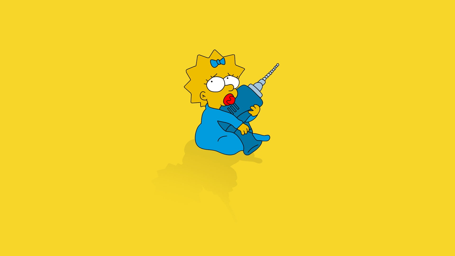Maggie Simpson Wallpapers - Top Free Maggie Simpson ...