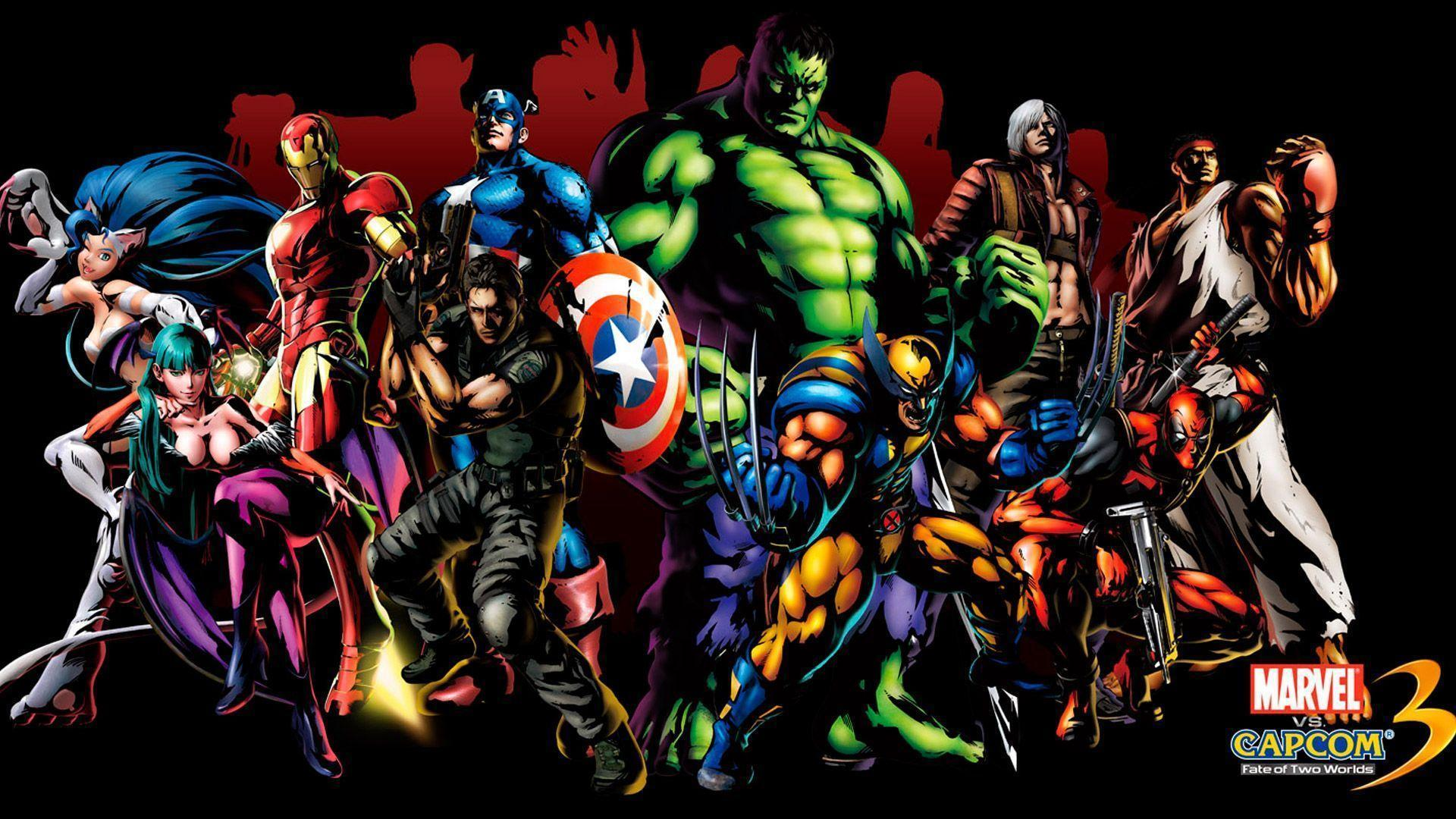 Marvel Pc Wallpapers Top Free Marvel Pc Backgrounds