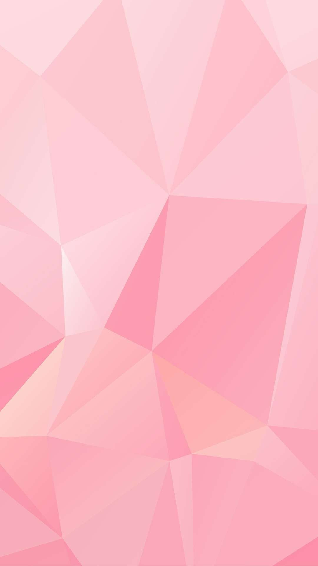 Pink Geometric Wallpapers Top Free Pink Geometric