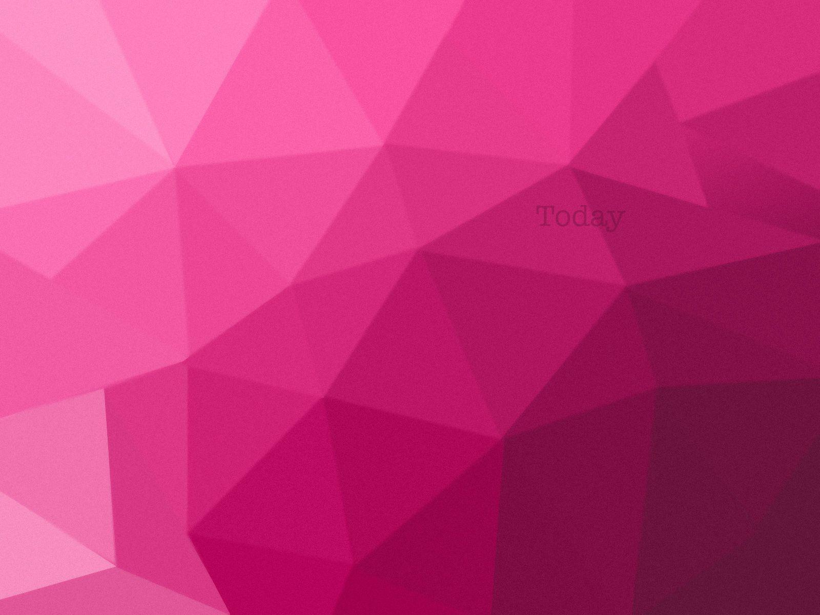 Pink Geometric Wallpapers Top Free Pink Geometric