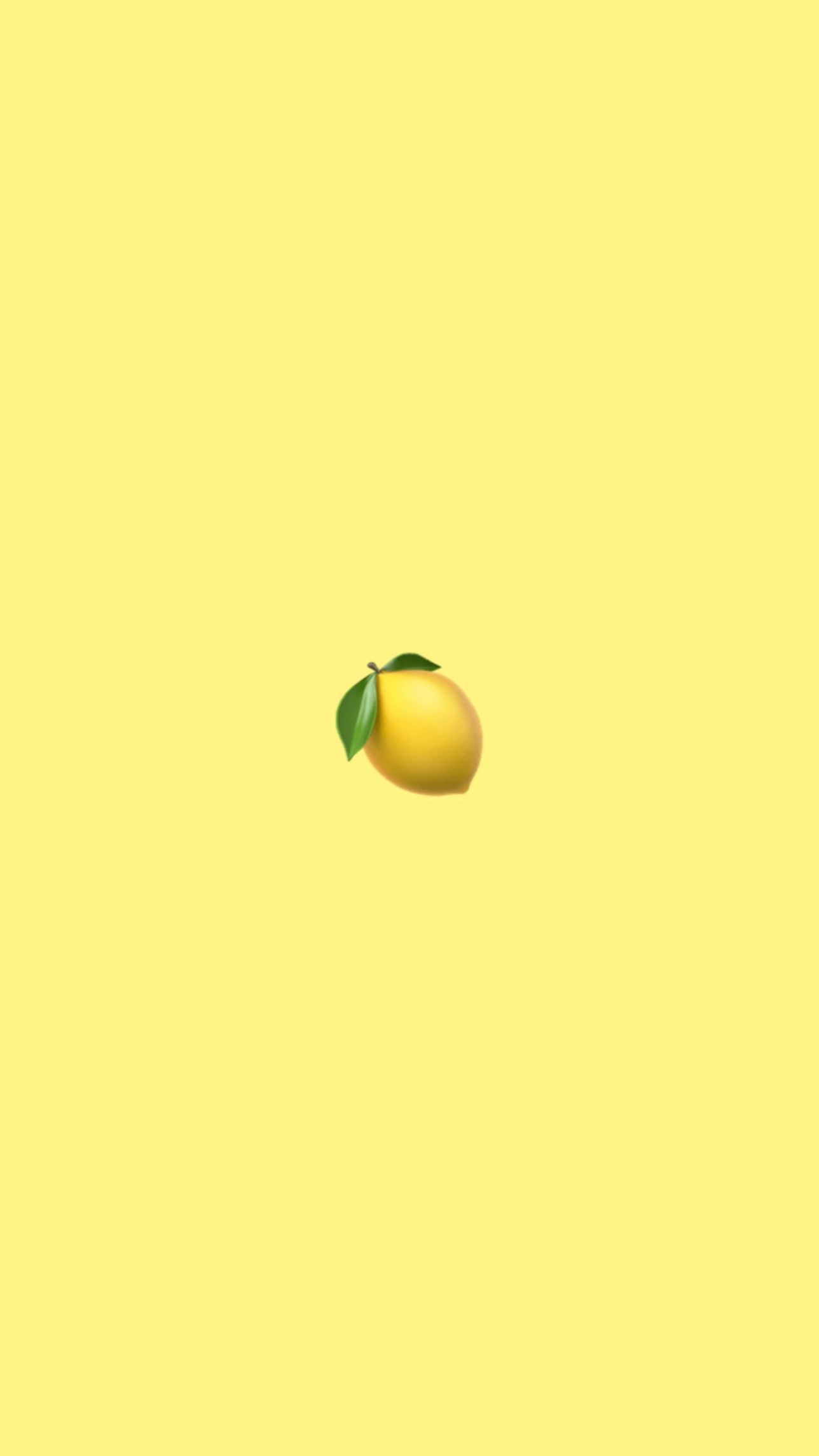 Aesthetic Lemon Wallpapers Top Free Aesthetic Lemon Backgrounds