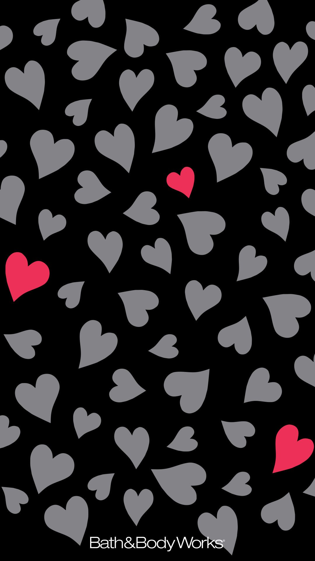 Cute Black Heart Wallpapers Top Free Cute Black Heart