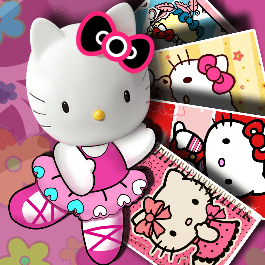 Hello Kitty 3D Wallpapers Top Free Hello Kitty 3D