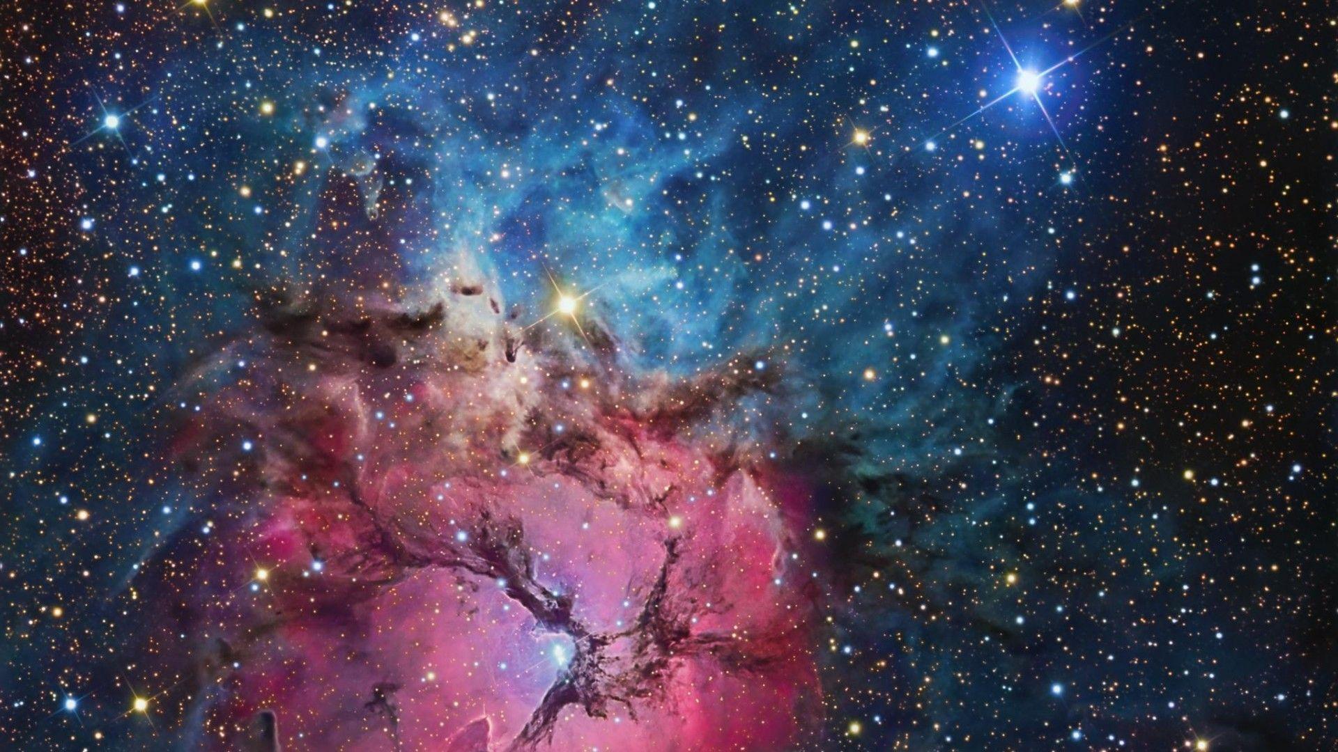Hubble Space Telescope Wallpaper 4k