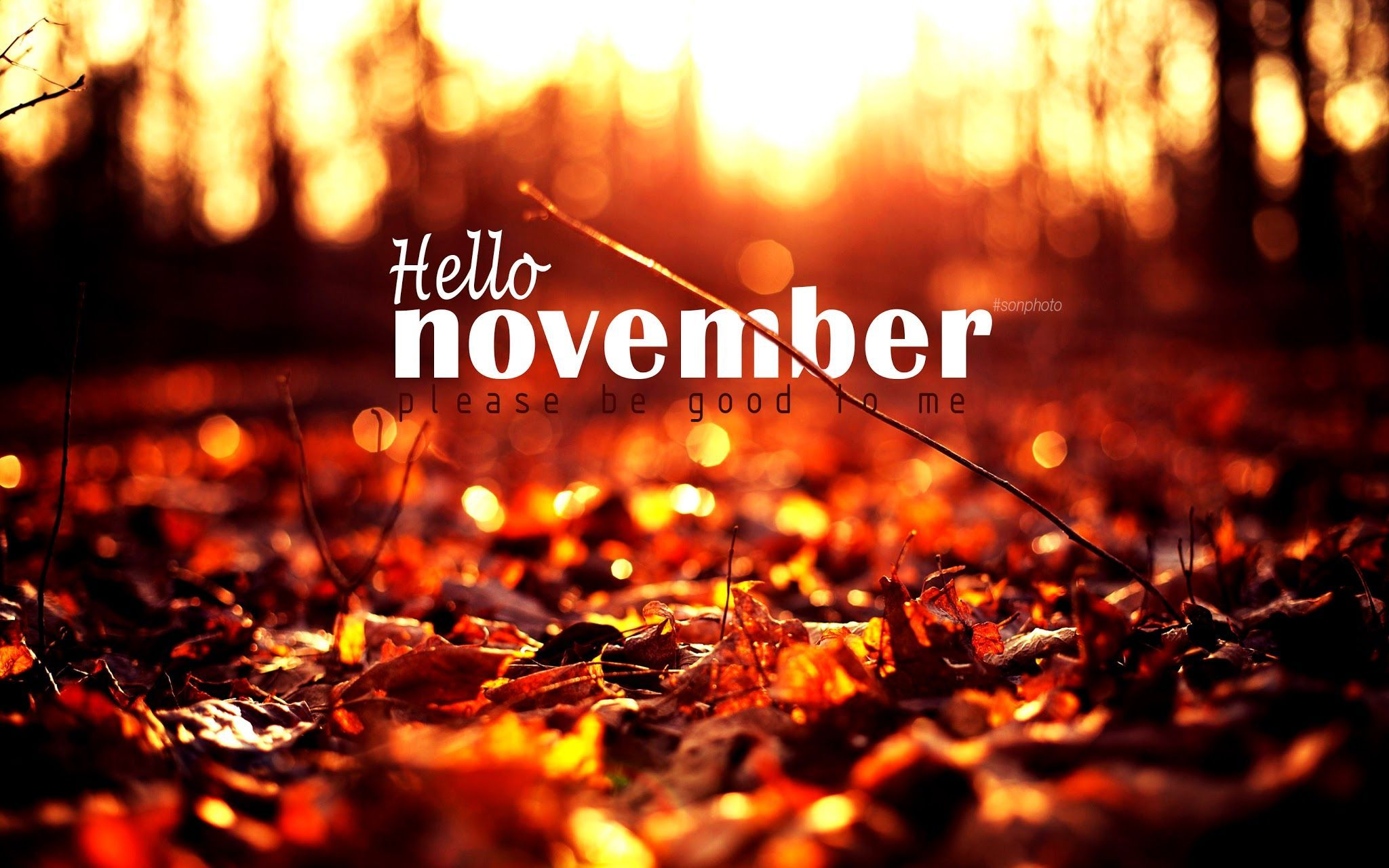 Hello November Wallpapers Top Free Hello November