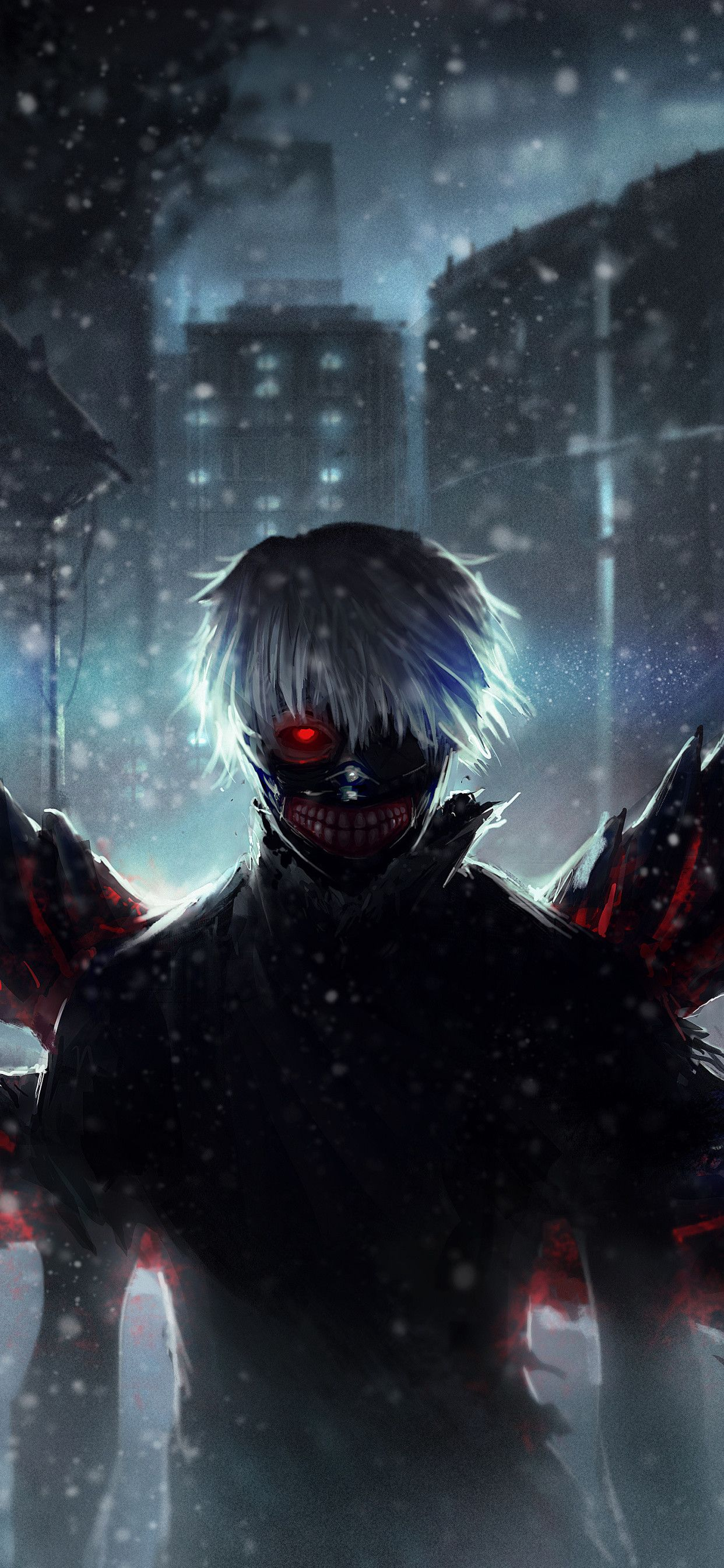 Dark Anime Iphone Wallpapers Top Free Dark Anime Iphone Backgrounds Wallpaperaccess