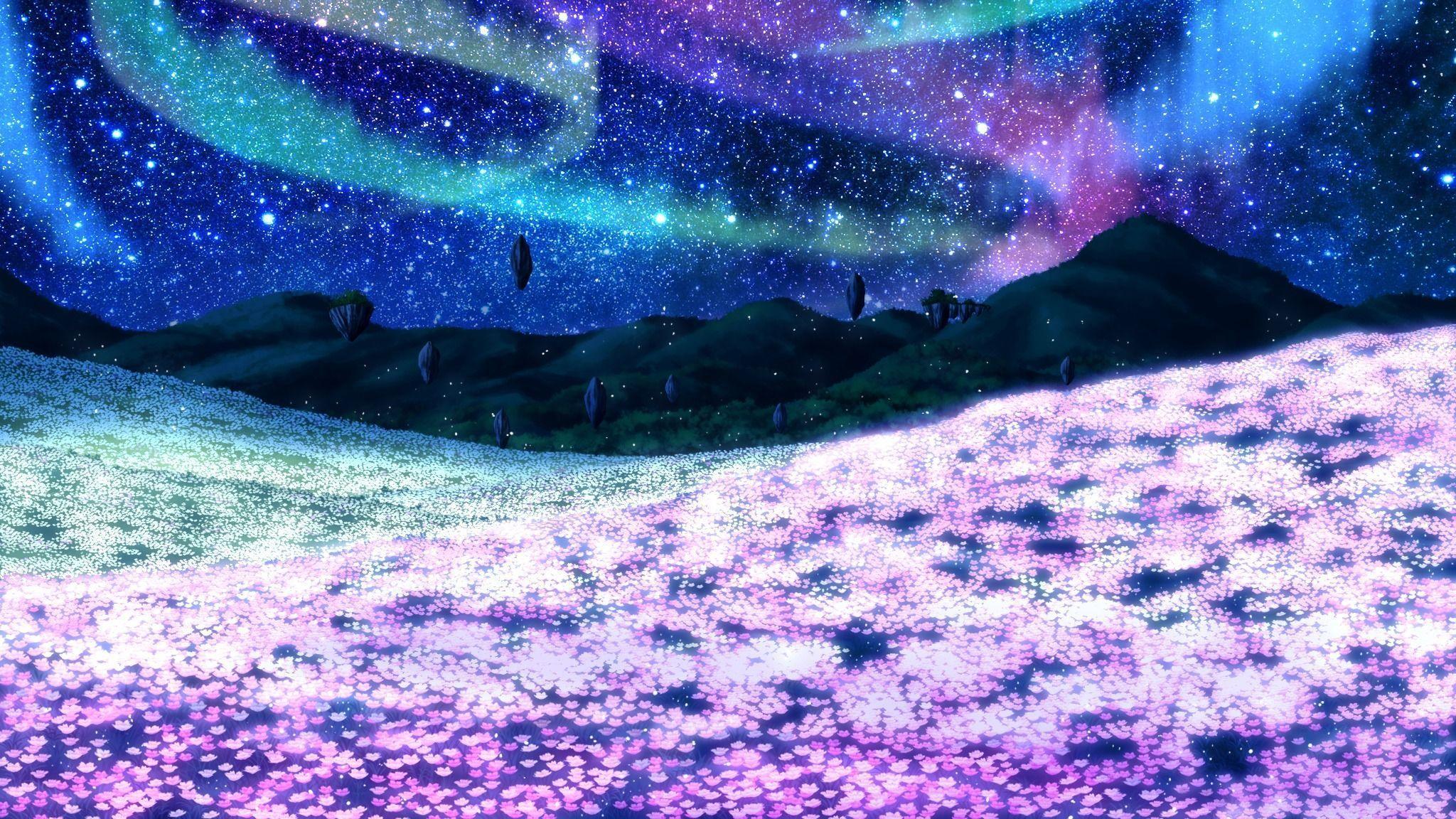 2048x1152 Aesthetic Sky