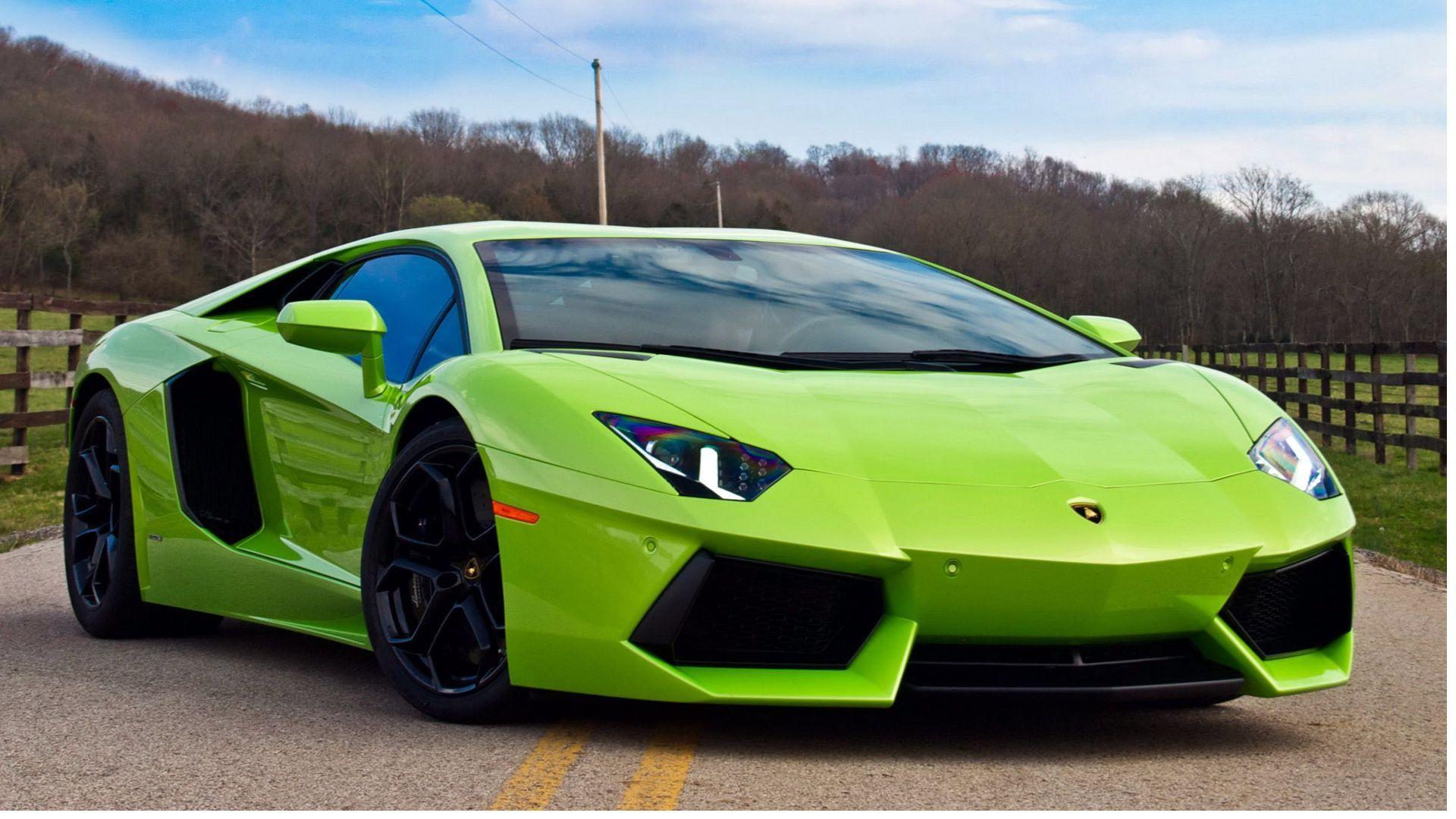 Green Lamborghini Wallpapers , Top Free Green Lamborghini