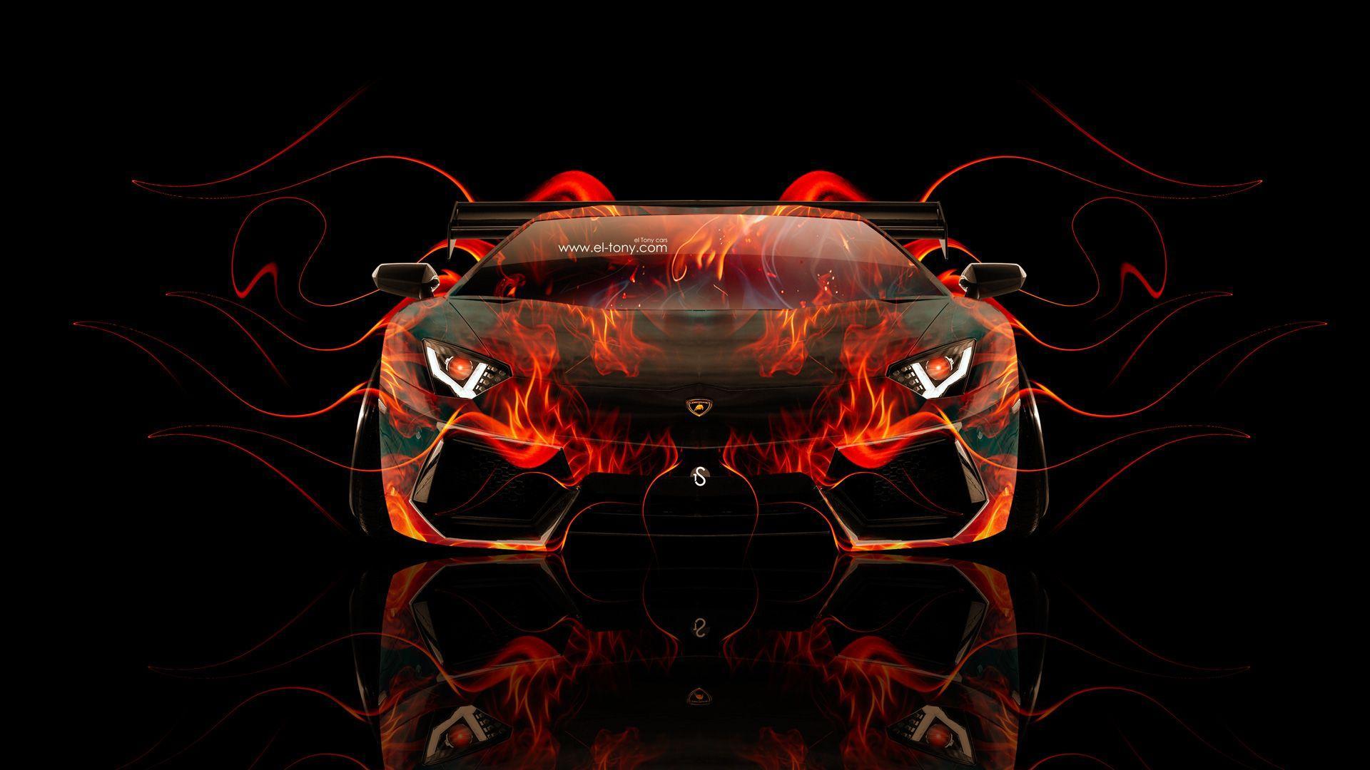 Lamborghini On Fire Wallpapers Top Free Lamborghini On Fire Backgrounds Wallpaperaccess