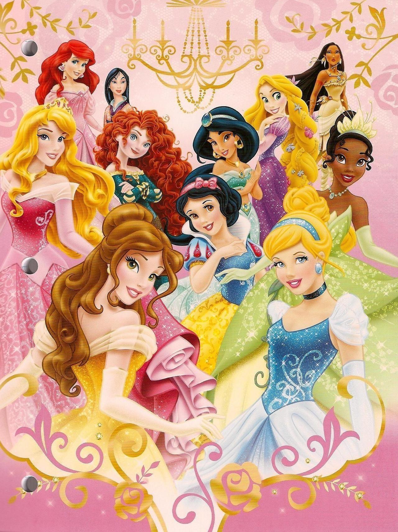 Disney Princesses Iphone Wallpapers Top Free Disney