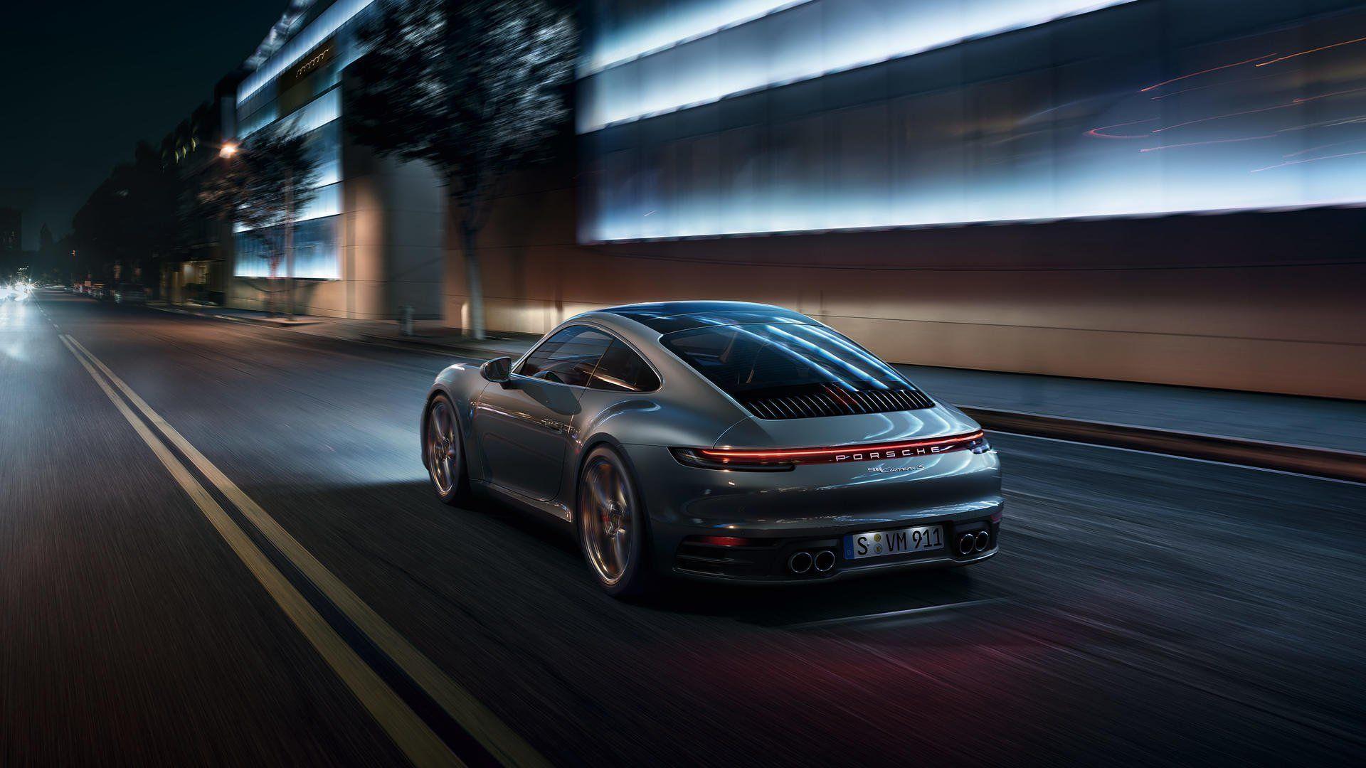 New Porsche Wallpapers Top Free New Porsche Backgrounds Wallpaperaccess