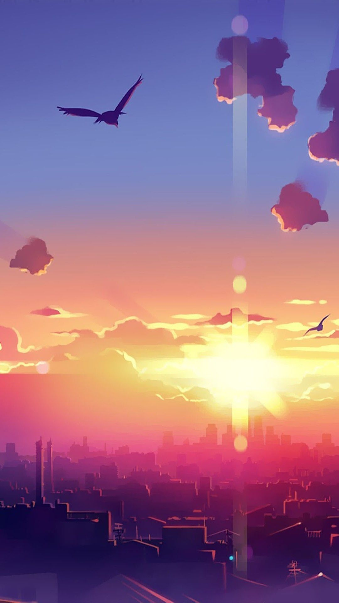 Sunrise Anime Wallpapers Top Free Sunrise Anime Backgrounds Wallpaperaccess
