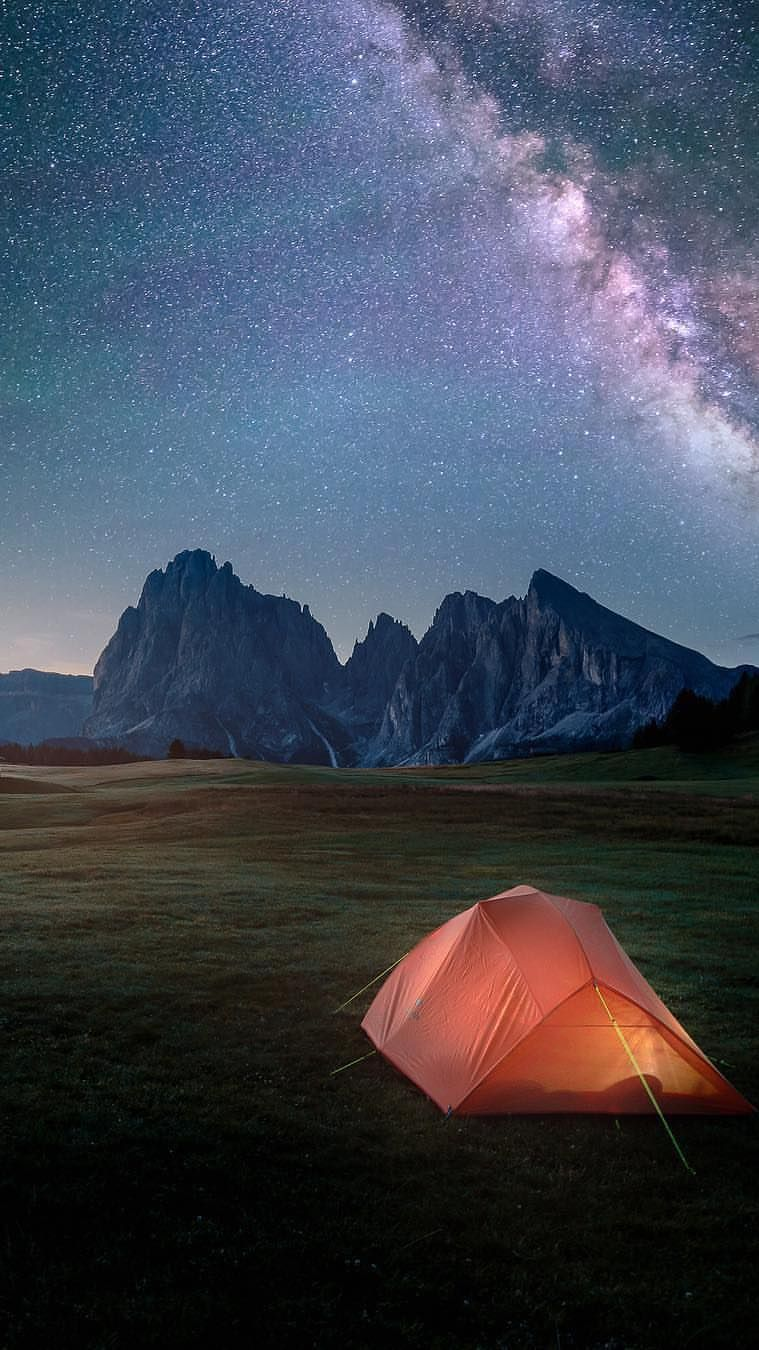 Camping Iphone Wallpapers Top Free Camping Iphone Backgrounds Wallpaperaccess