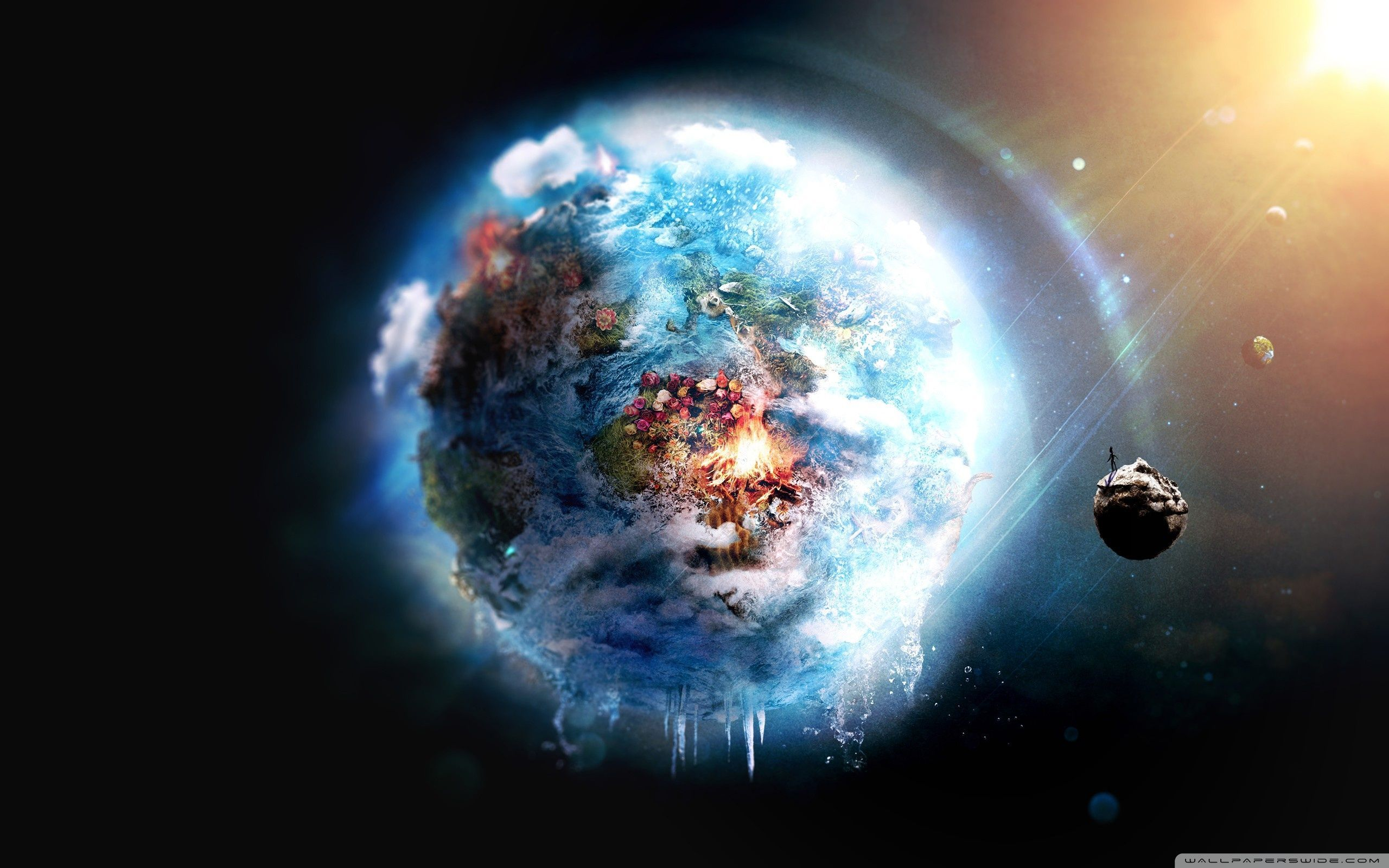 Futuristic Space Wallpapers Top Free Futuristic Space