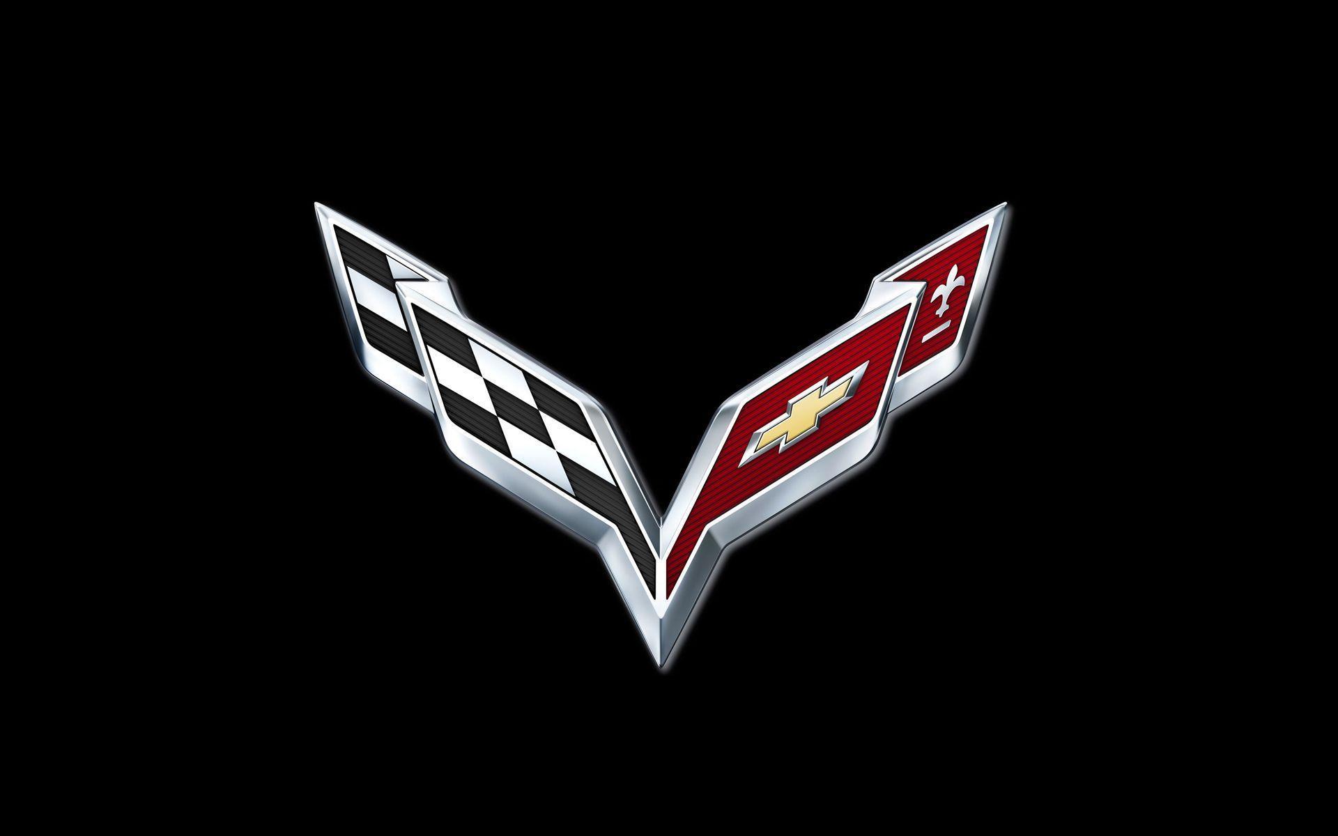 Corvette Logo Wallpapers Top Free Corvette Logo