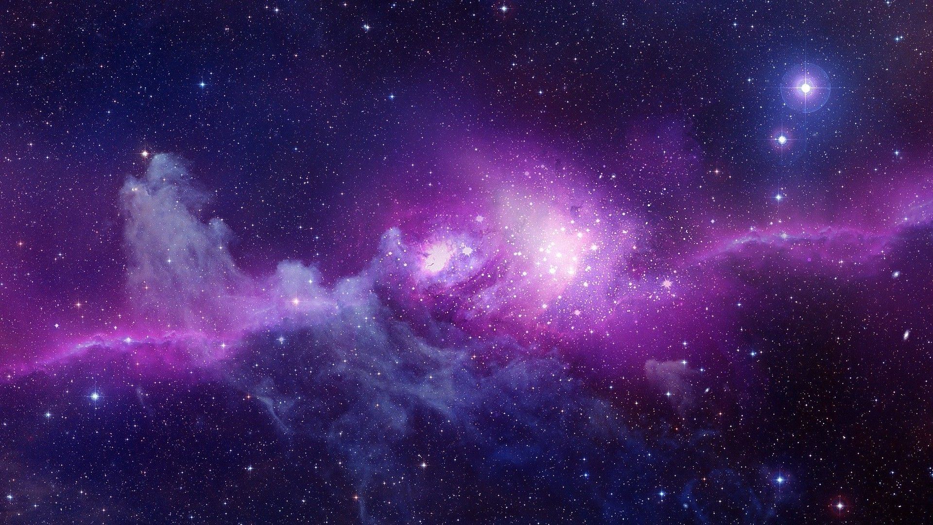 Purple Space Wallpapers Top Free Purple Space Backgrounds