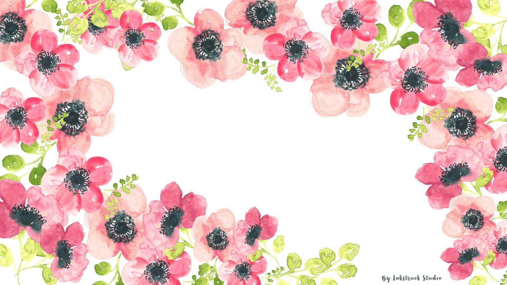 Pastel Floral Desktop Wallpapers Top Free Pastel Floral Desktop