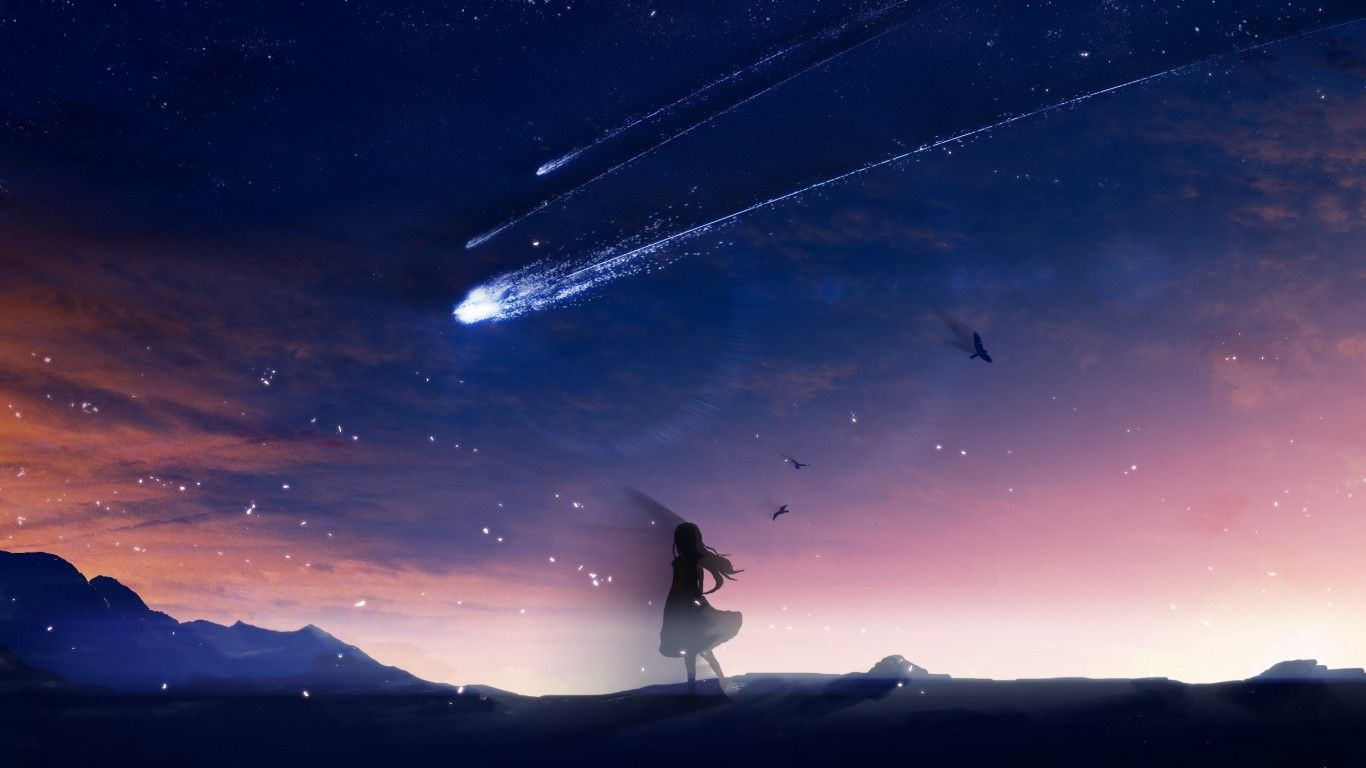 1366x768 Anime Wallpapers Top Free 1366x768 Anime Backgrounds Wallpaperaccess