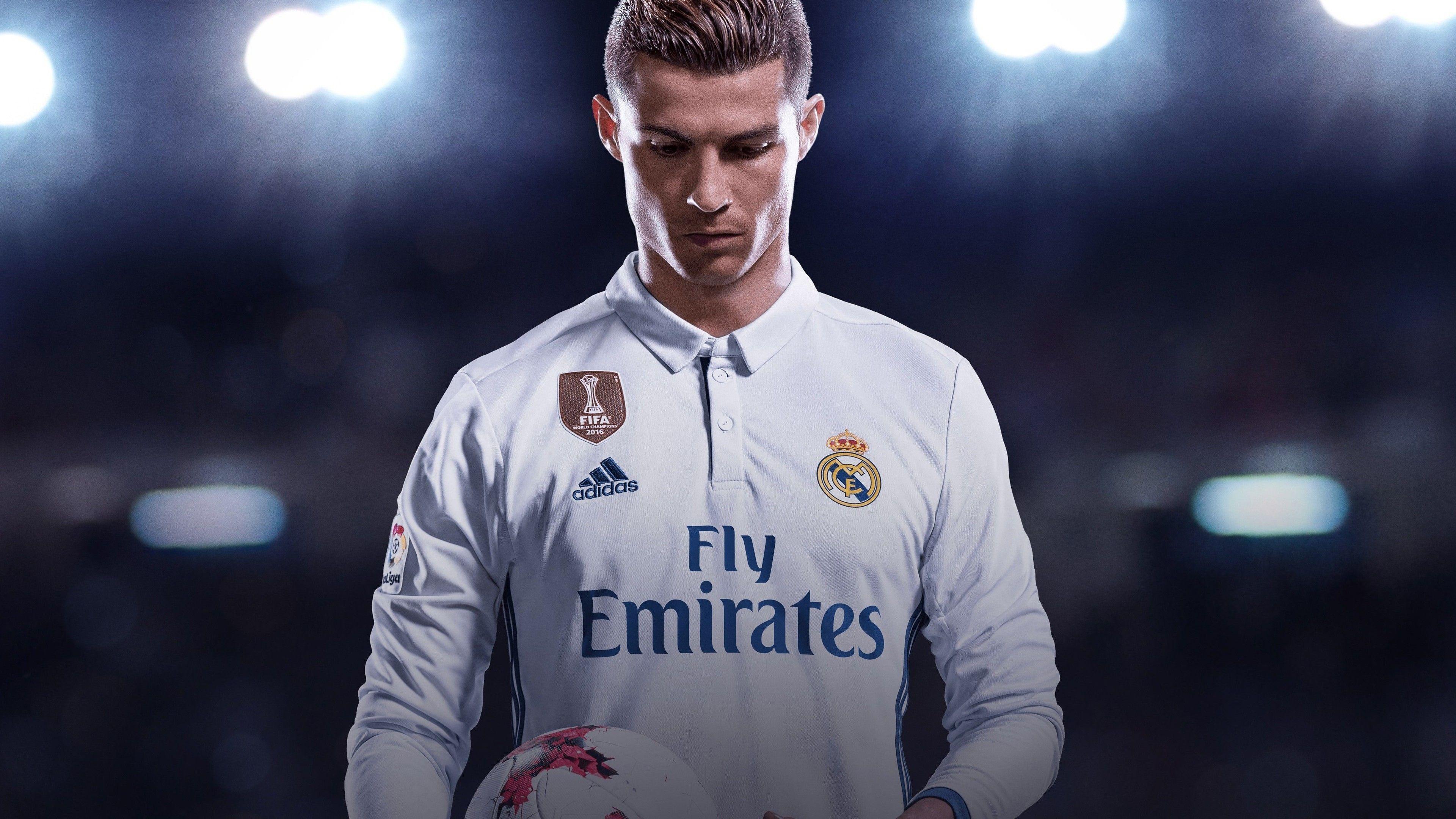 3840x2160 Cristiano Ronaldo Hình nền HD