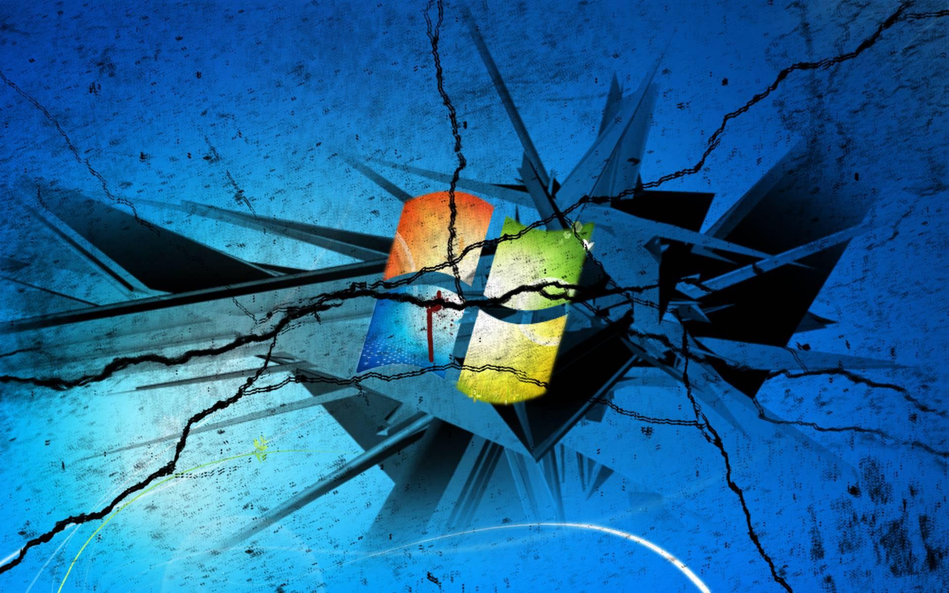 Broken Desktop Wallpapers Top Free Broken Desktop