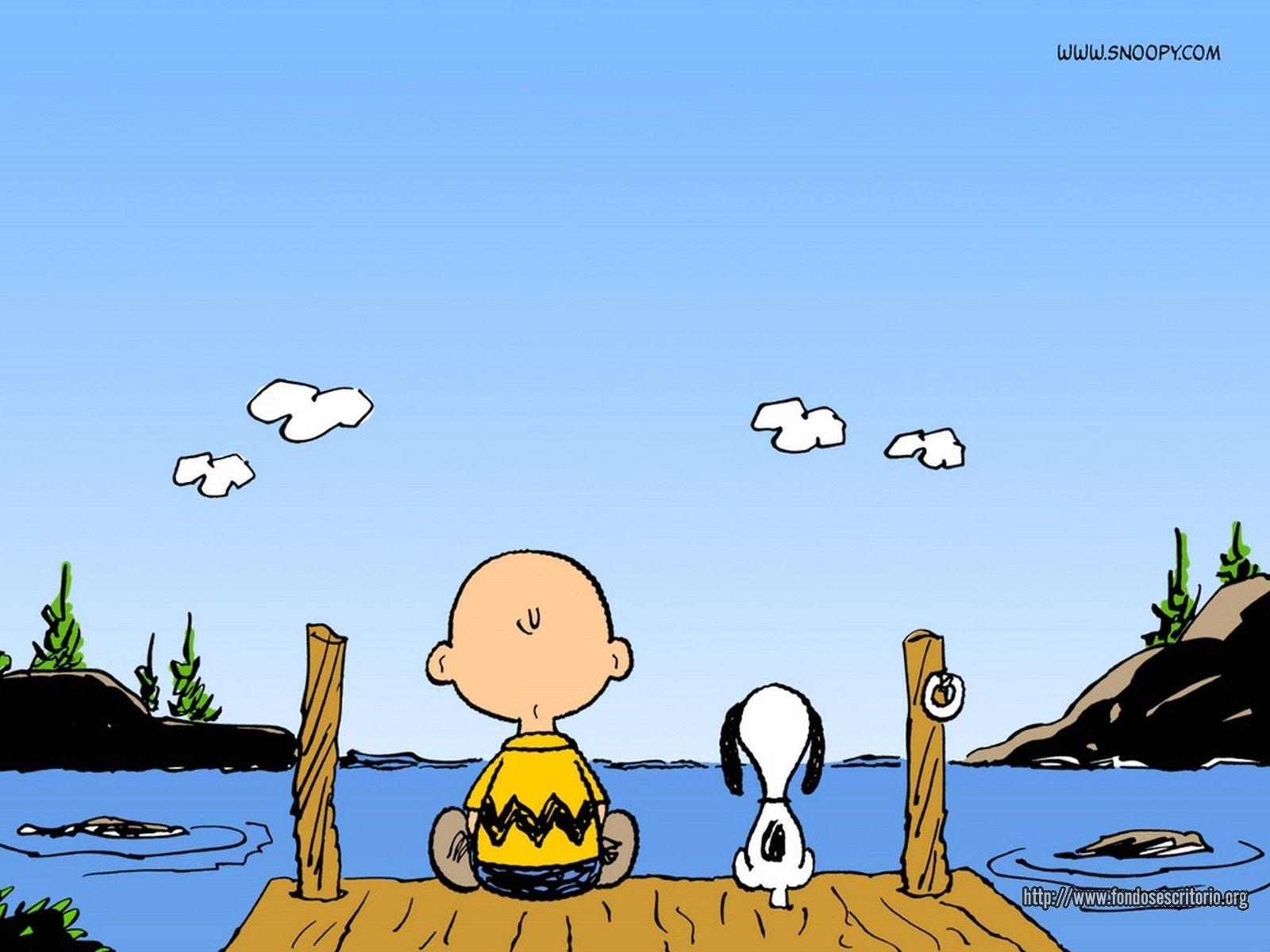 Snoopy Desktop Wallpapers - Top Free