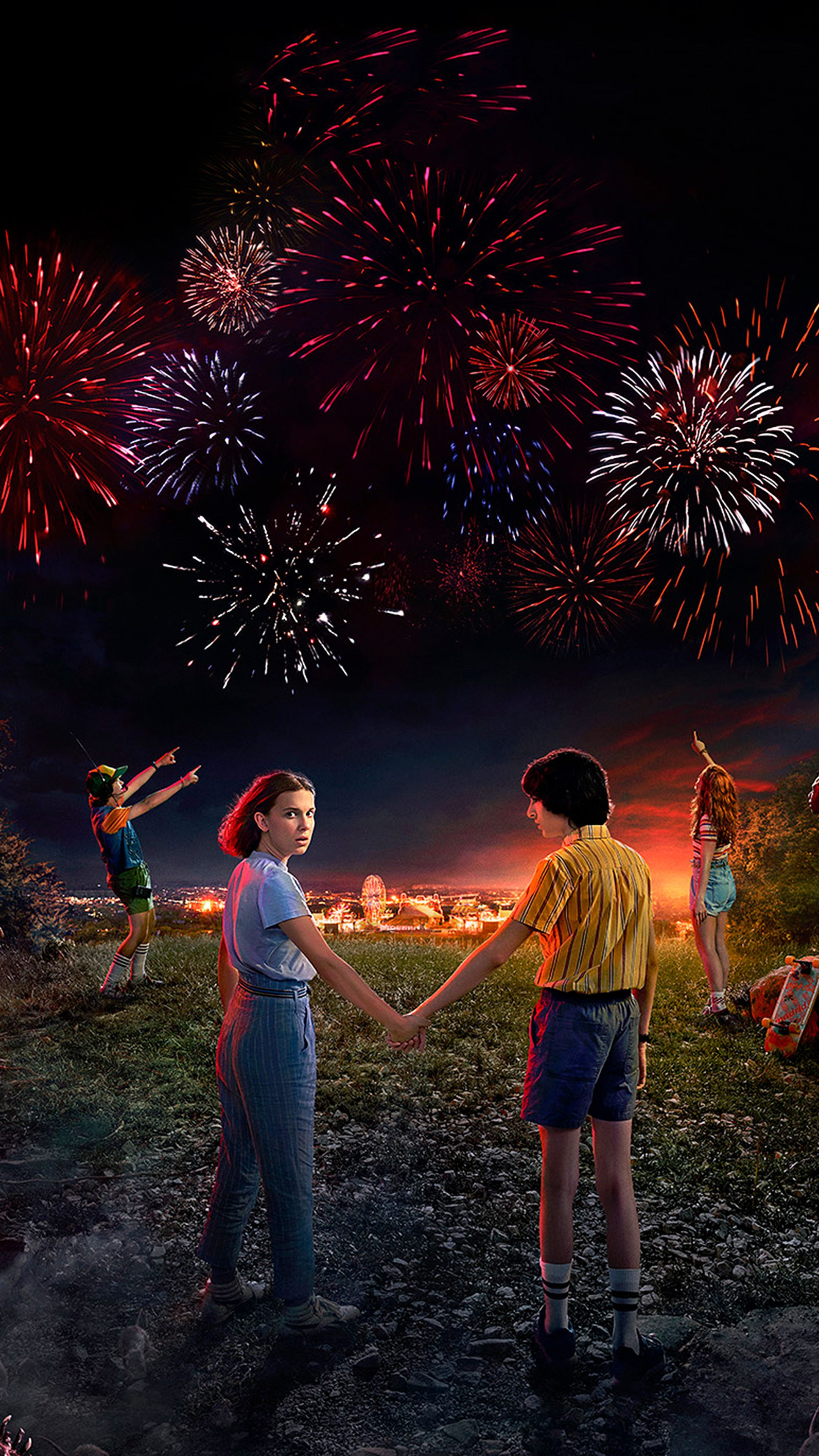 Eleven Stranger Things 3 Wallpapers Top Free Eleven