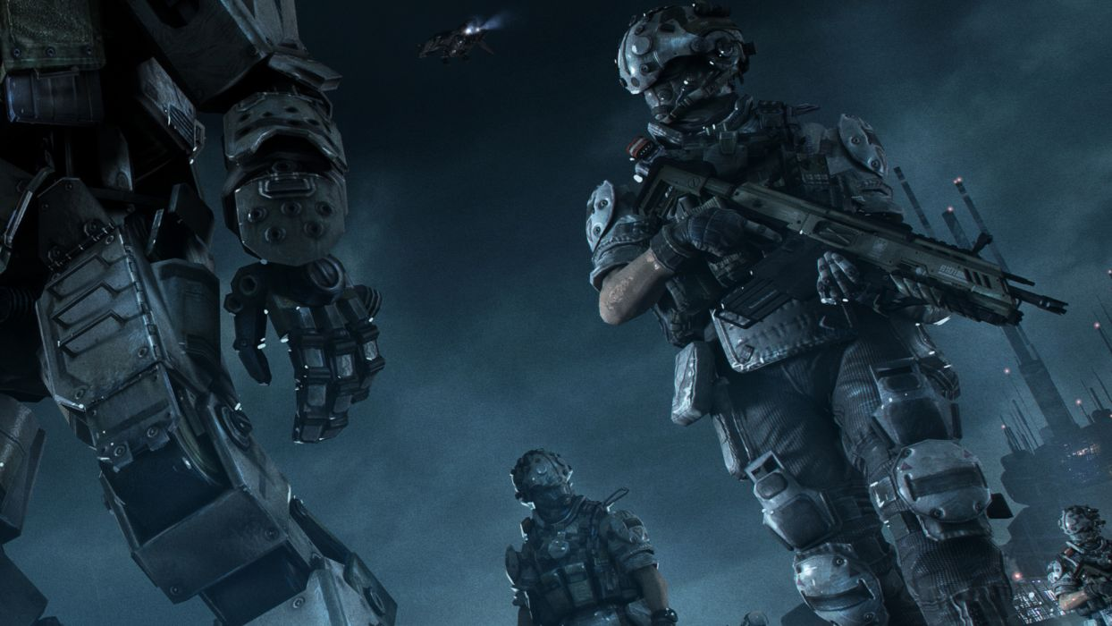 Military Sci Fi Wallpapers Top Free Military Sci Fi