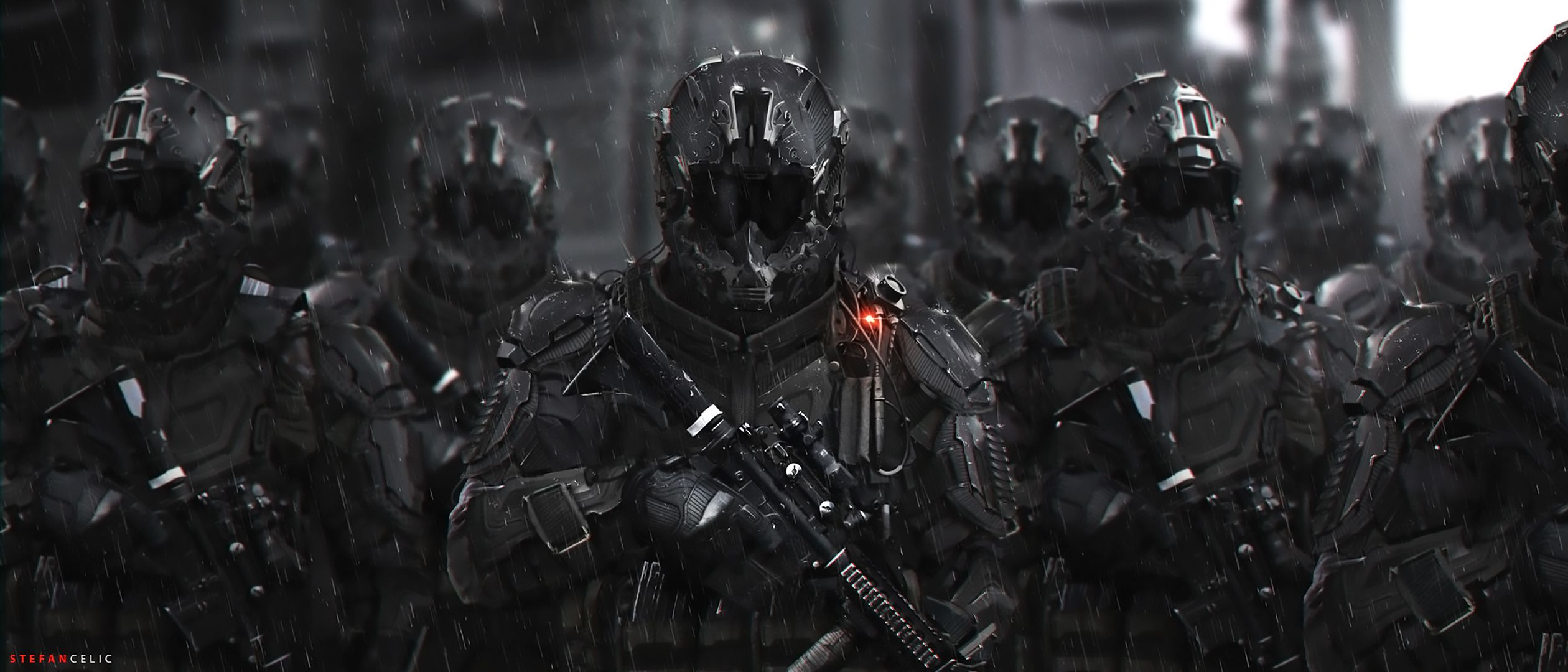 Military Sci Fi Wallpapers - Top Free Military Sci Fi Backgrounds -  WallpaperAccess