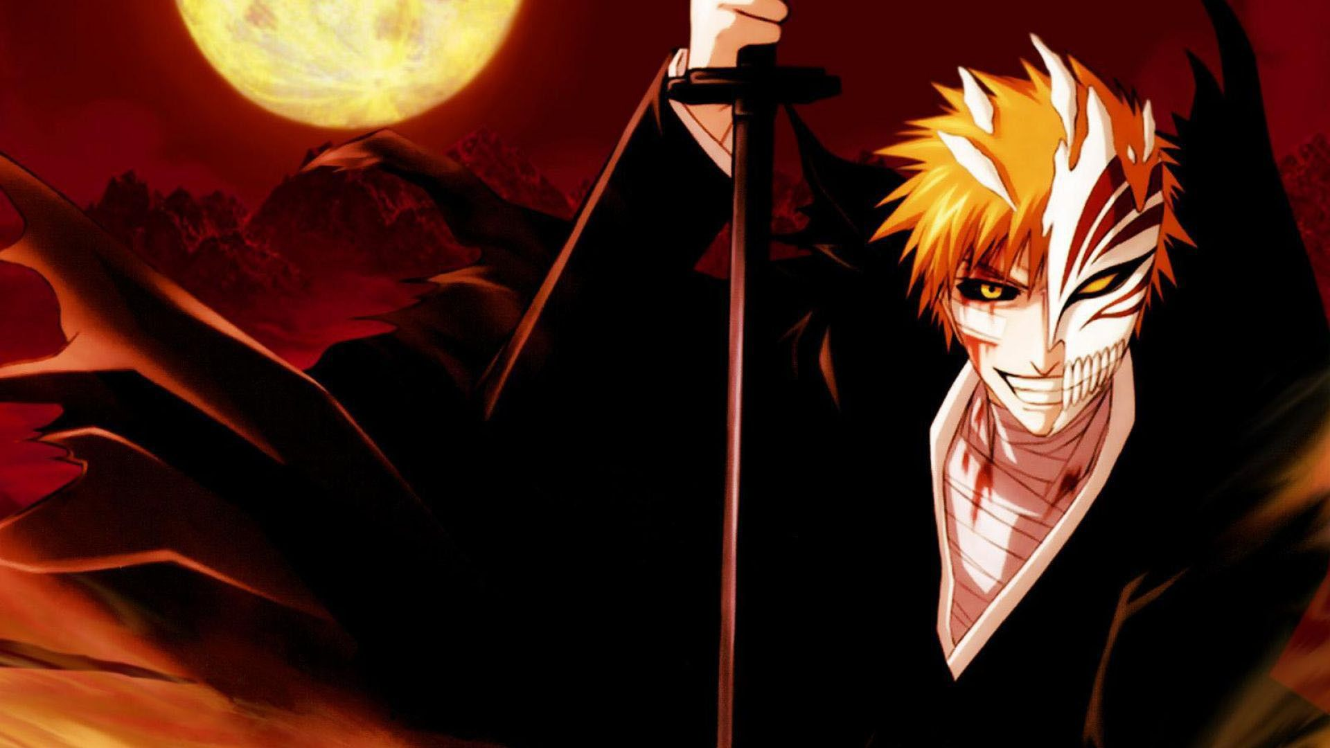 Bleach Ichigo Wallpapers Top Free Bleach Ichigo Backgrounds
