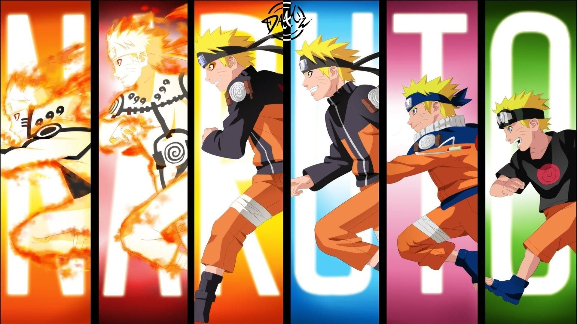 Naruto Evolution Wallpapers Top Free Naruto Evolution Backgrounds Wallpaperaccess