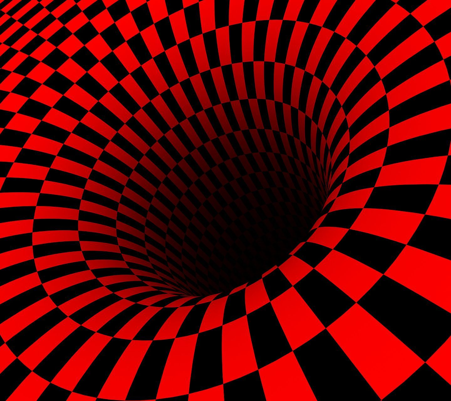 Red Optical Illusion Wallpapers Top Free Red Optical