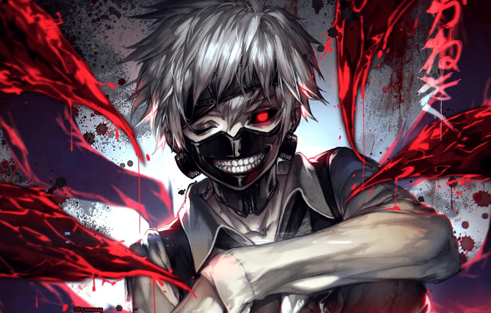 Kaneki Ken Tokyo Ghoul Wallpapers - Top Free Kaneki Ken ...