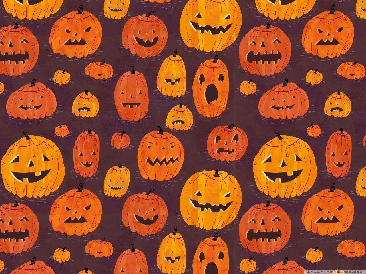 Cartoon Pumpkin Wallpapers Top Free Cartoon Pumpkin Backgrounds Wallpaperaccess