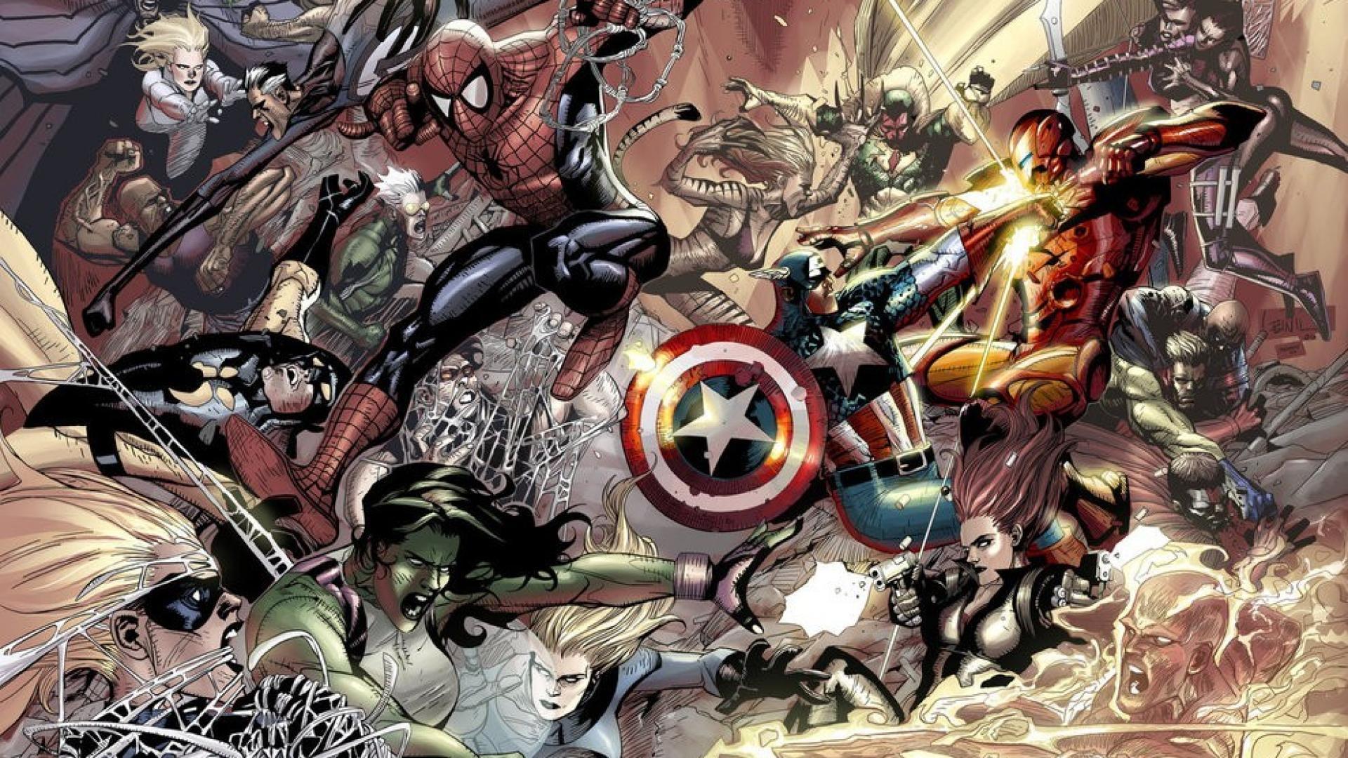"1244x700 Iron Man comics Tony Stark Marvel Comics Ultimate Spider-Man ..."">"