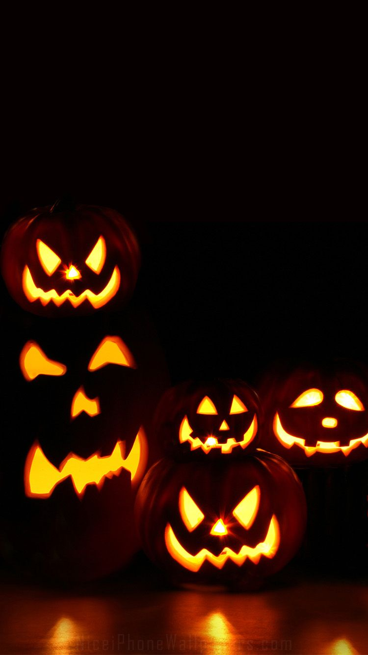 Cute Halloween Iphone Wallpapers Top Free Cute Halloween