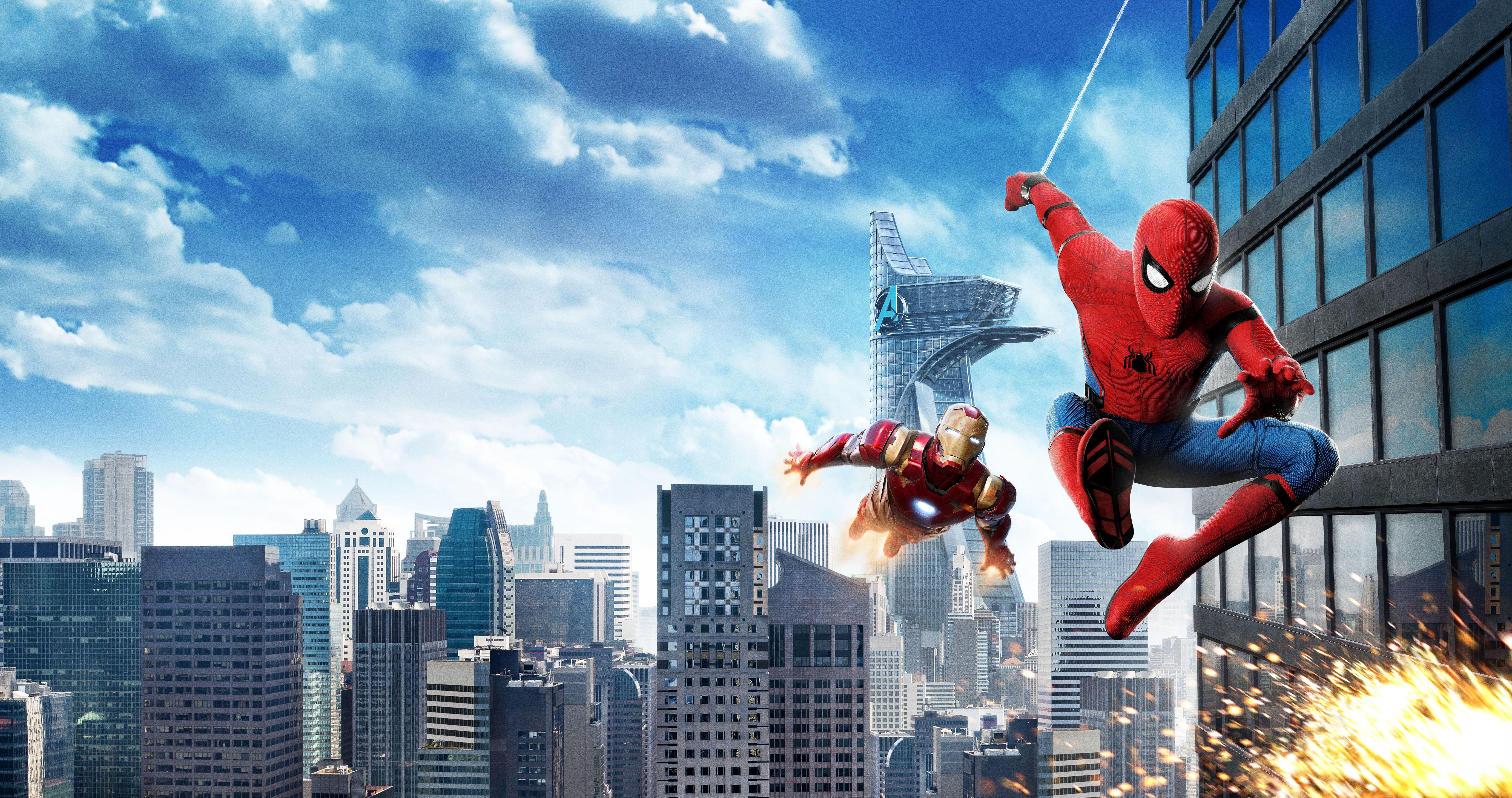 Iron Spider-Man Wallpapers - Top Free Iron Spider-Man
