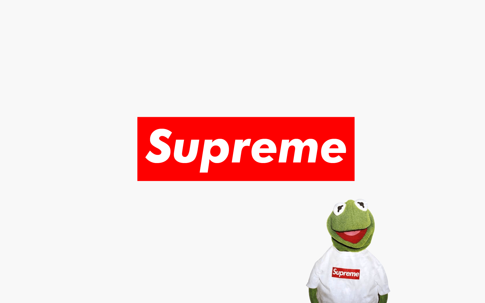 Supreme Kermit Wallpapers - Top Free Supreme Kermit Backgrounds