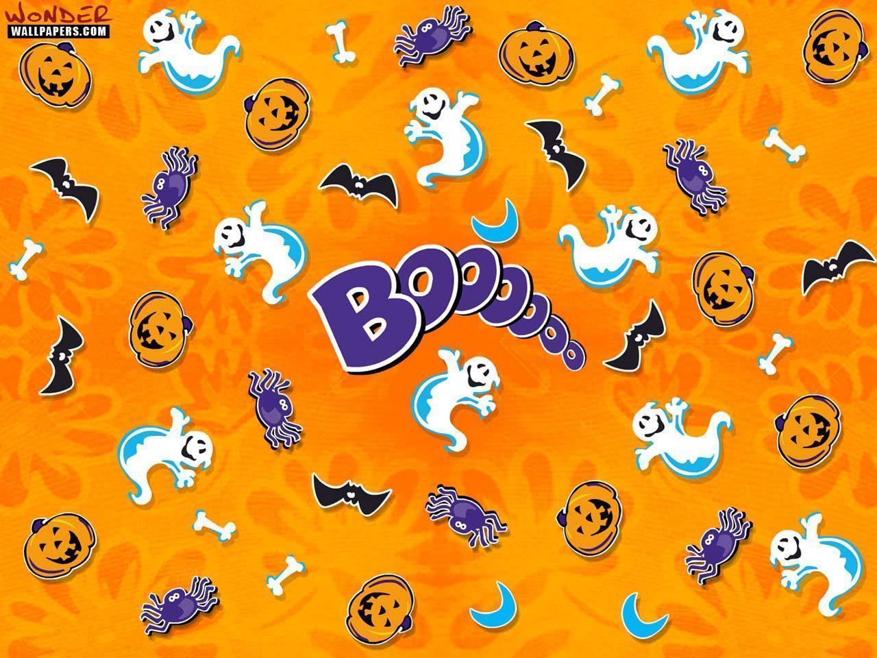 Happy Halloween Pattern Wallpapers Top Free Happy Halloween Pattern Backgrounds Wallpaperaccess