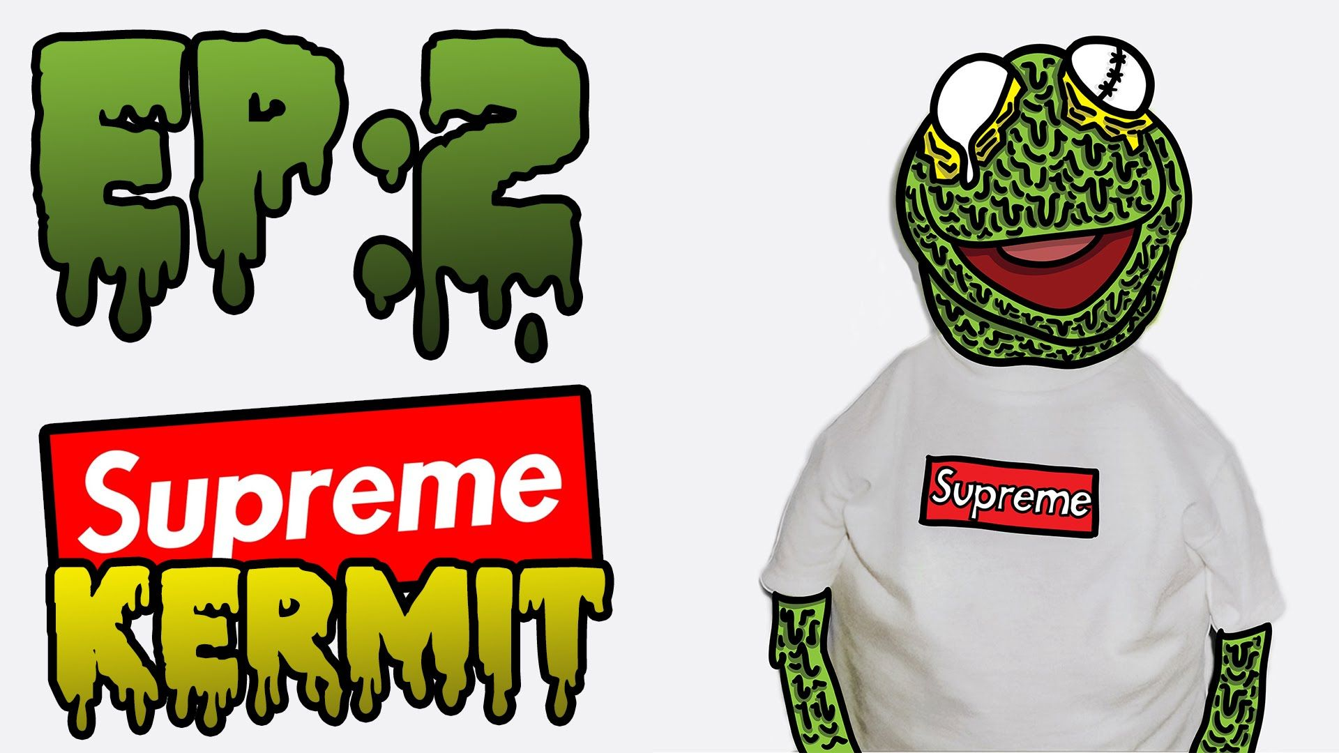 Supreme Kermit Wallpapers Top Free Supreme Kermit Backgrounds